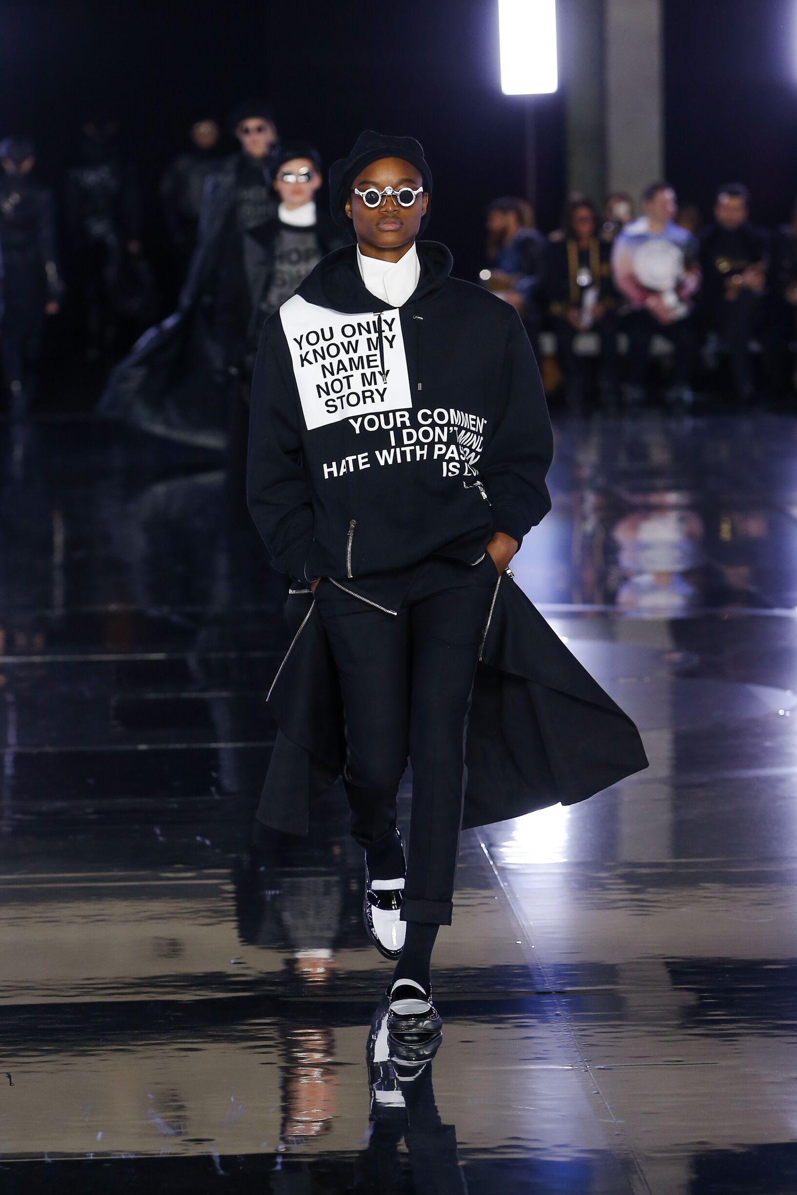 Balmain 2019-2020 Paris Trends