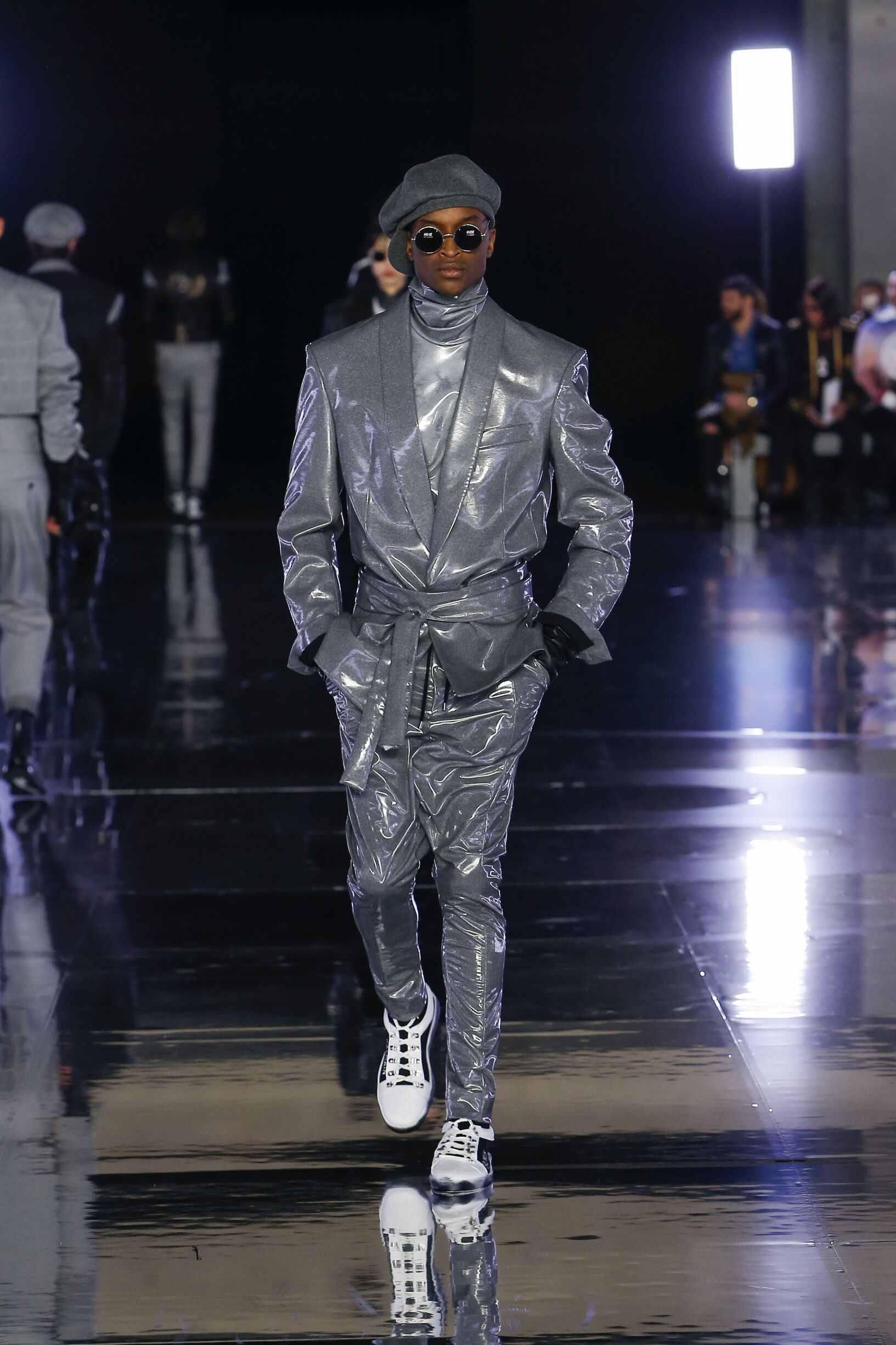 Balmain Man 2019 Paris Trends
