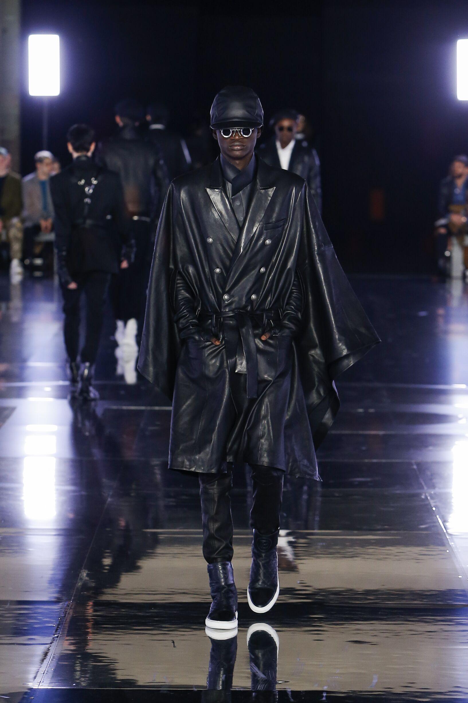 Balmain Menswear Collection Style 2019-20