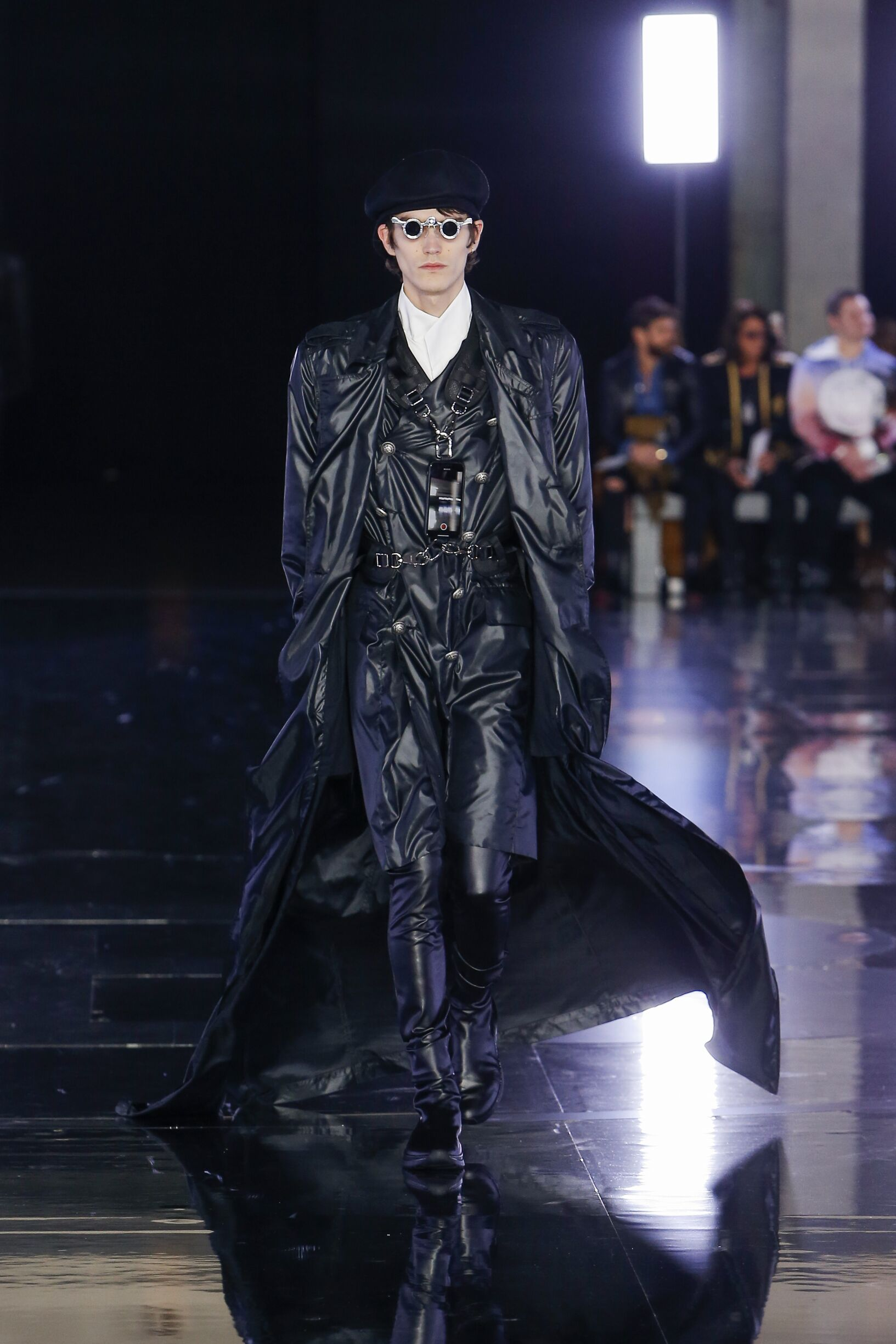 Balmain Menswear Collection Style