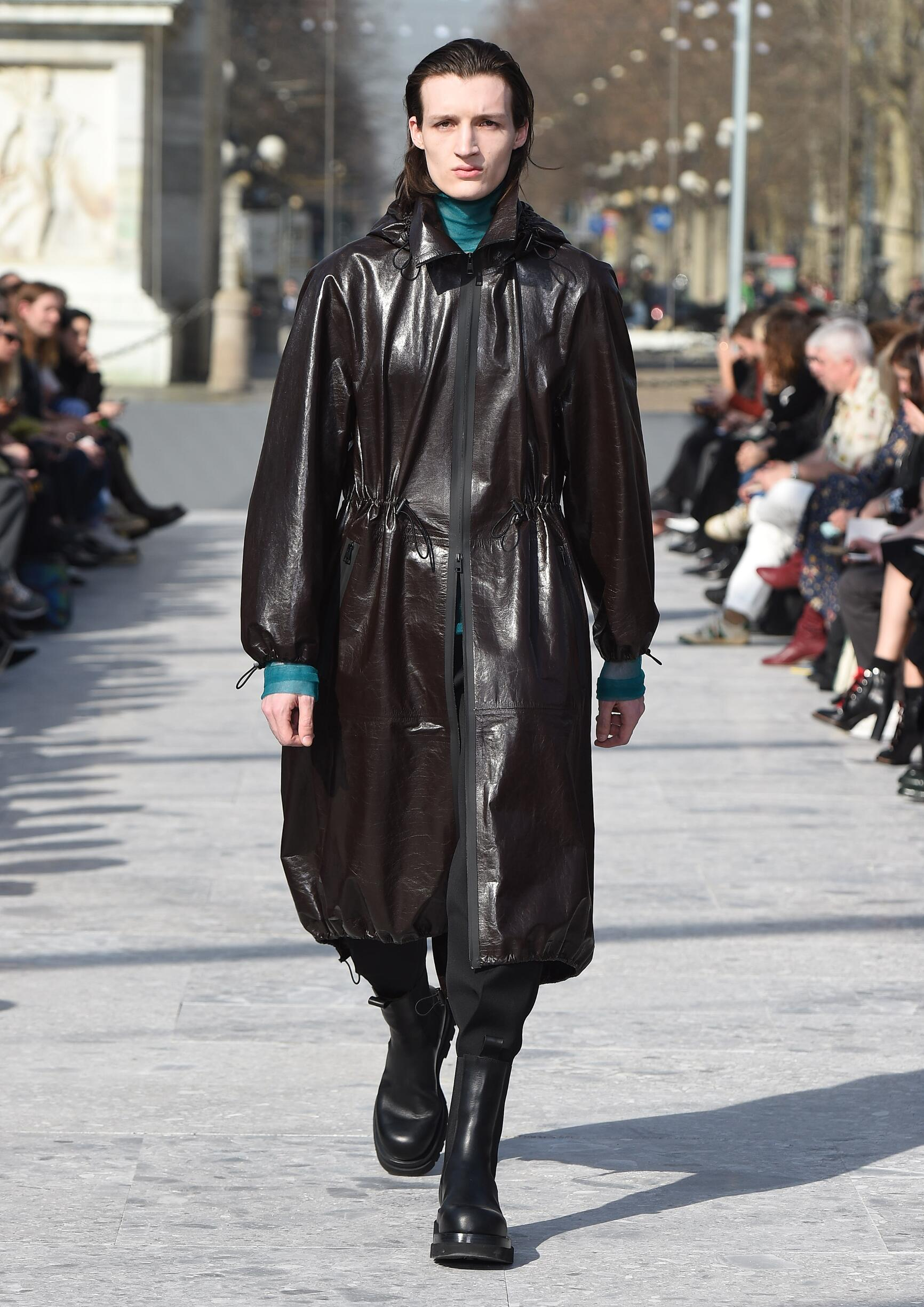 Bottega Veneta Milan Fashion Week Menswear