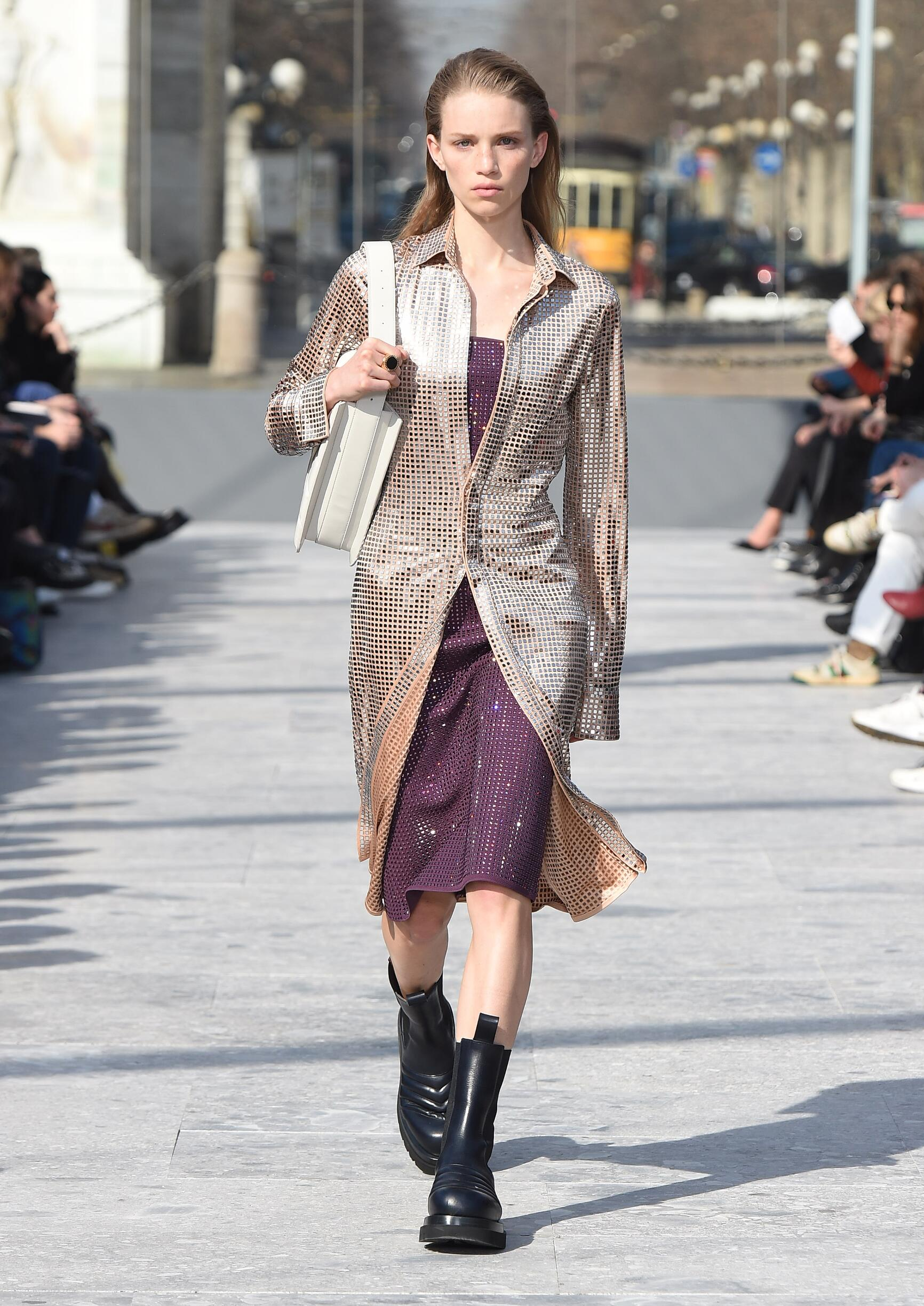 Bottega Veneta Womenswear Fashion Show