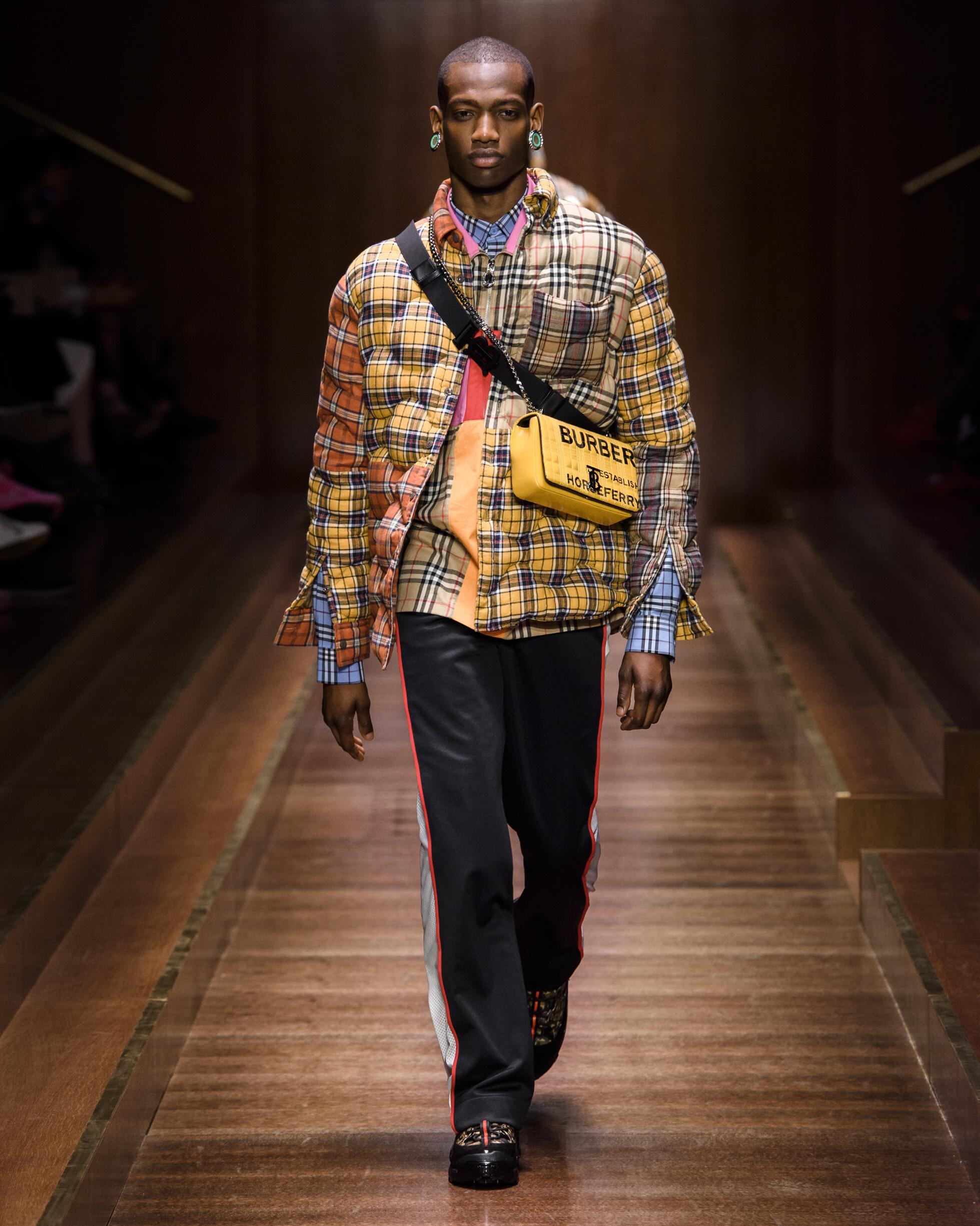 Burberry FW 2019 Menswear