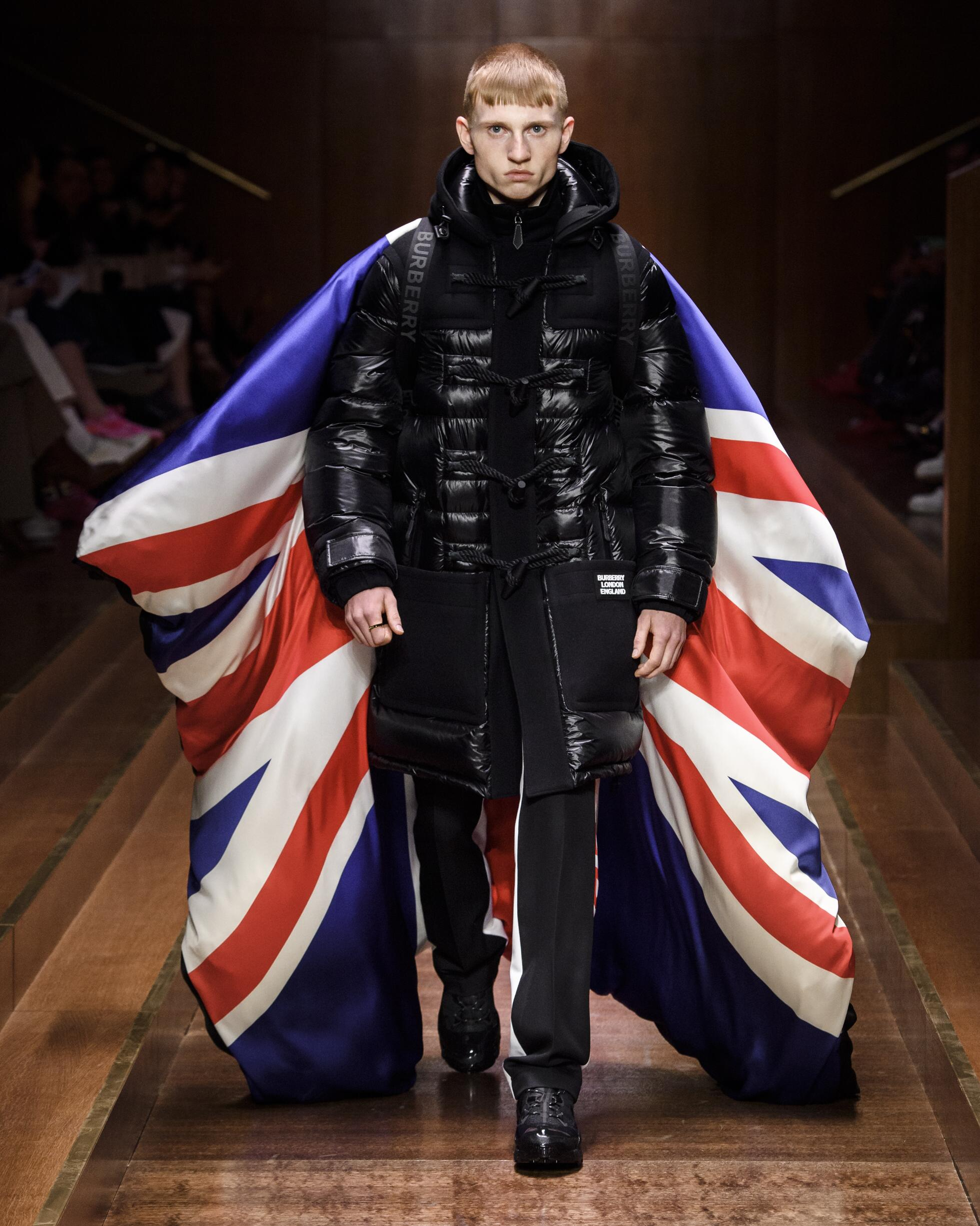 Burberry Fall Winter 2019 Mens Collection London Fashion Week