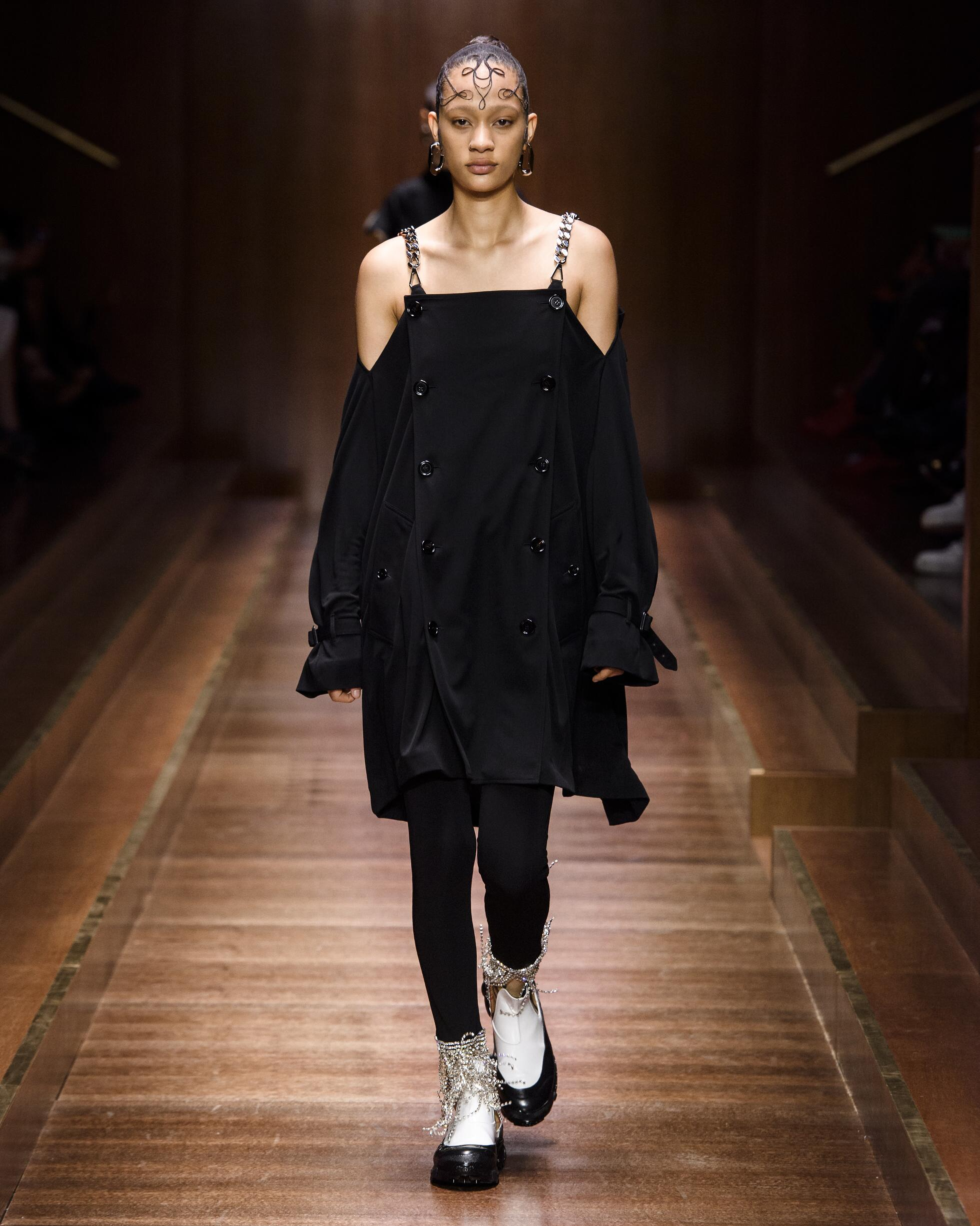 Burberry London Fashion Week Womenswear Trends