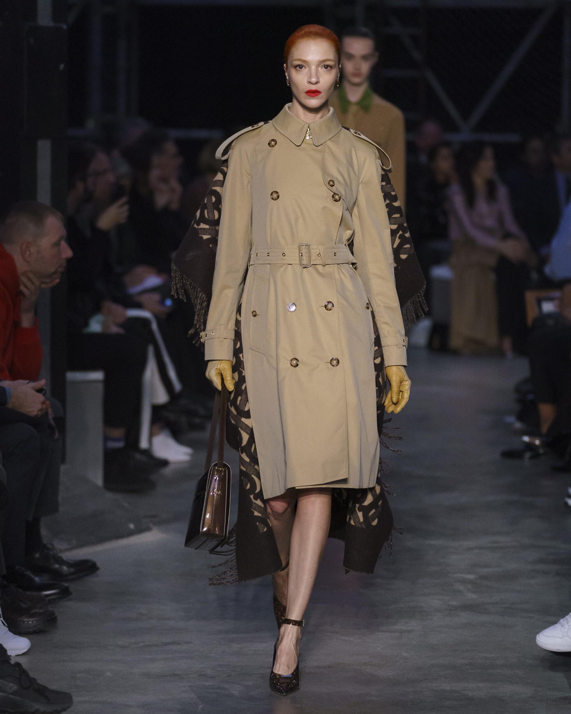 Burberry London Fashion Week Womenswear
