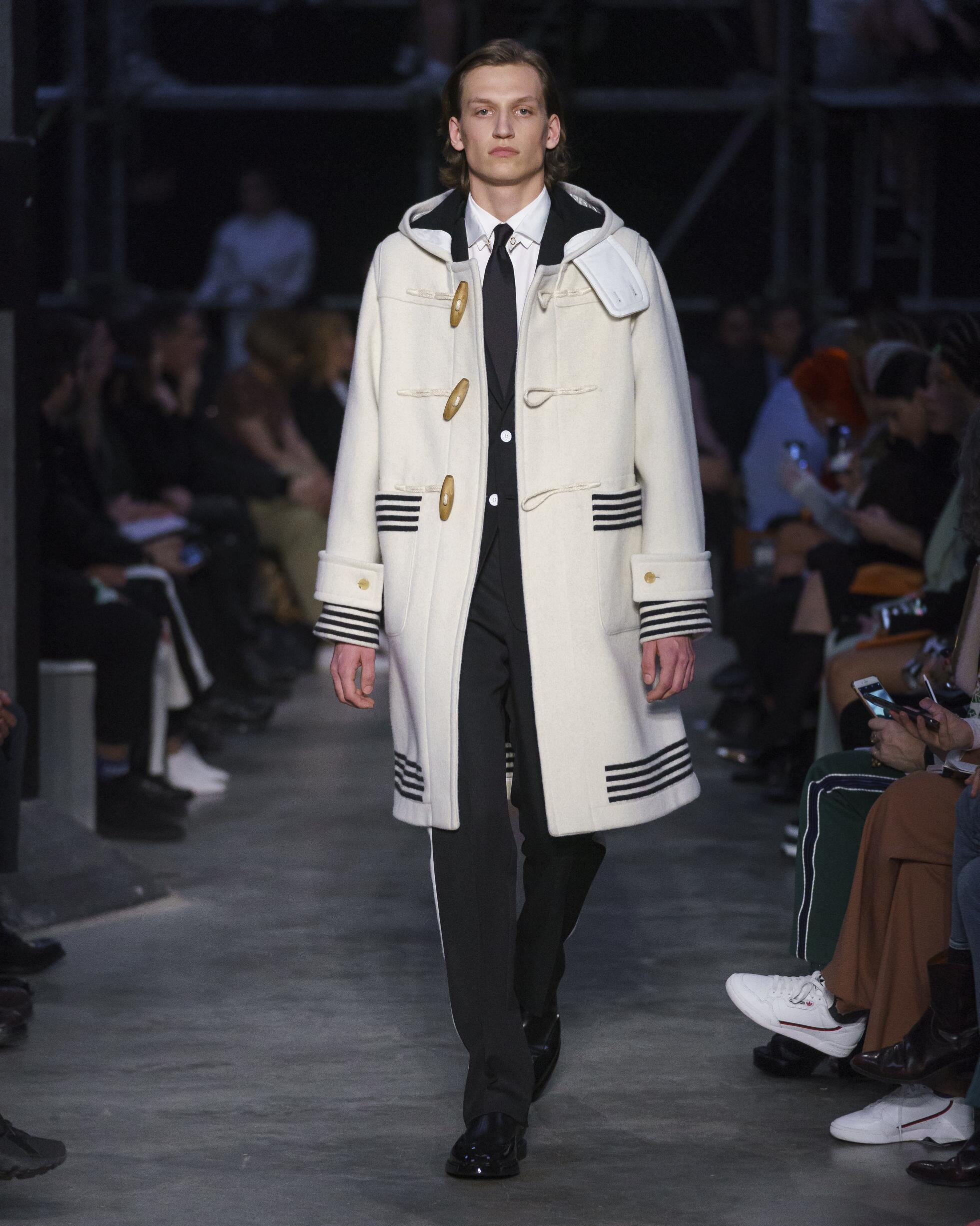 Burberry Man 2019 London Trends