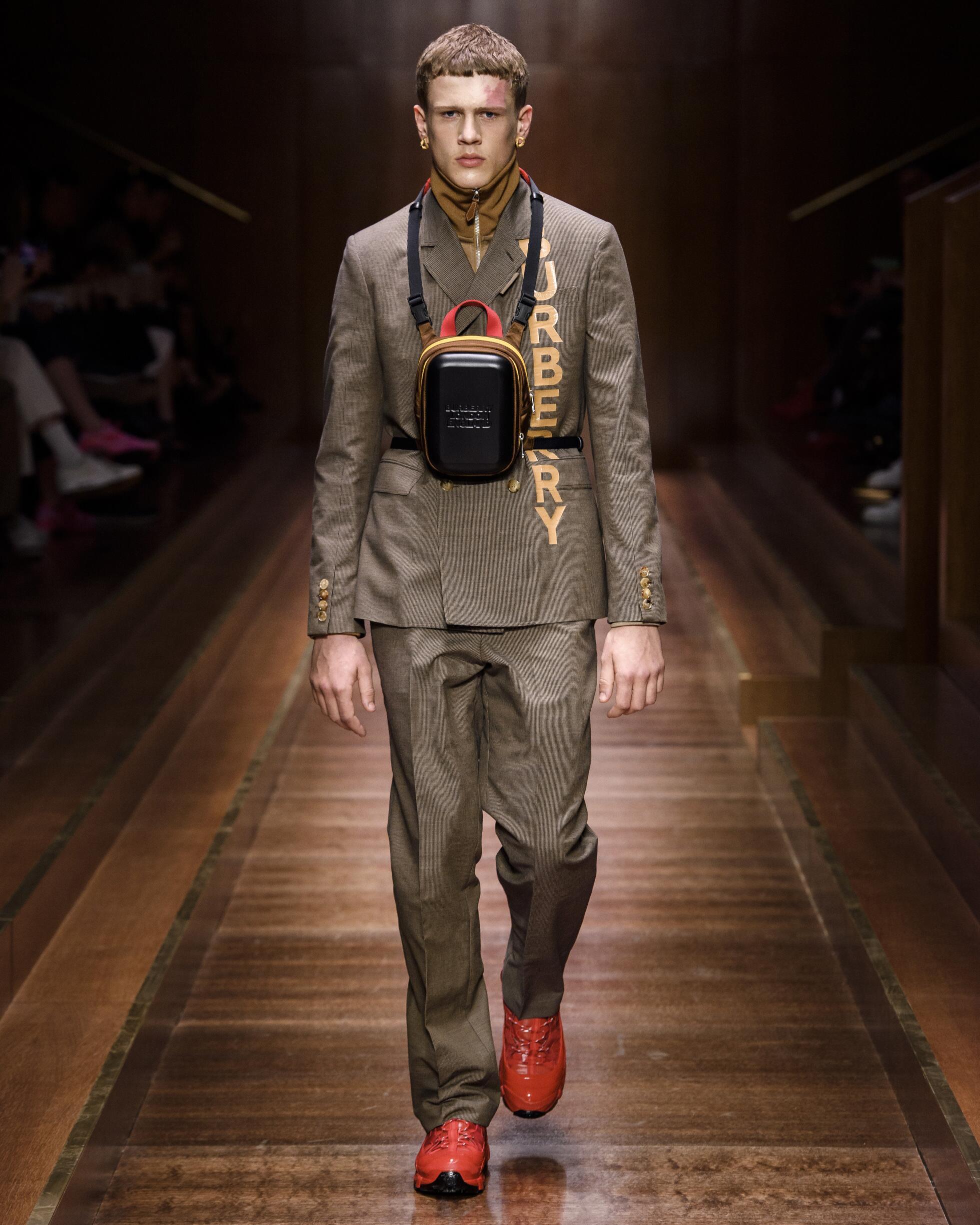 Burberry Men Style