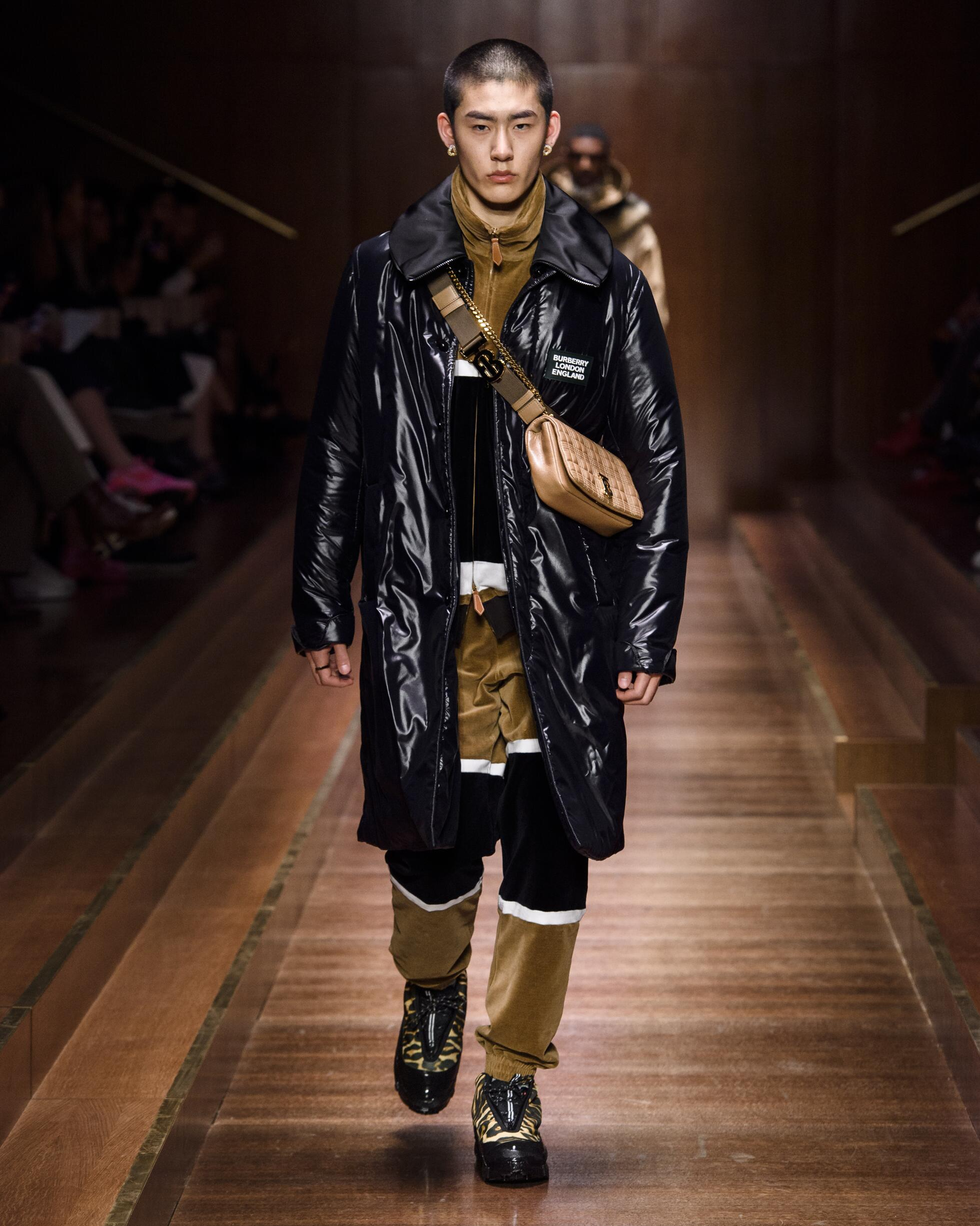 Burberry Menswear Fashion Show