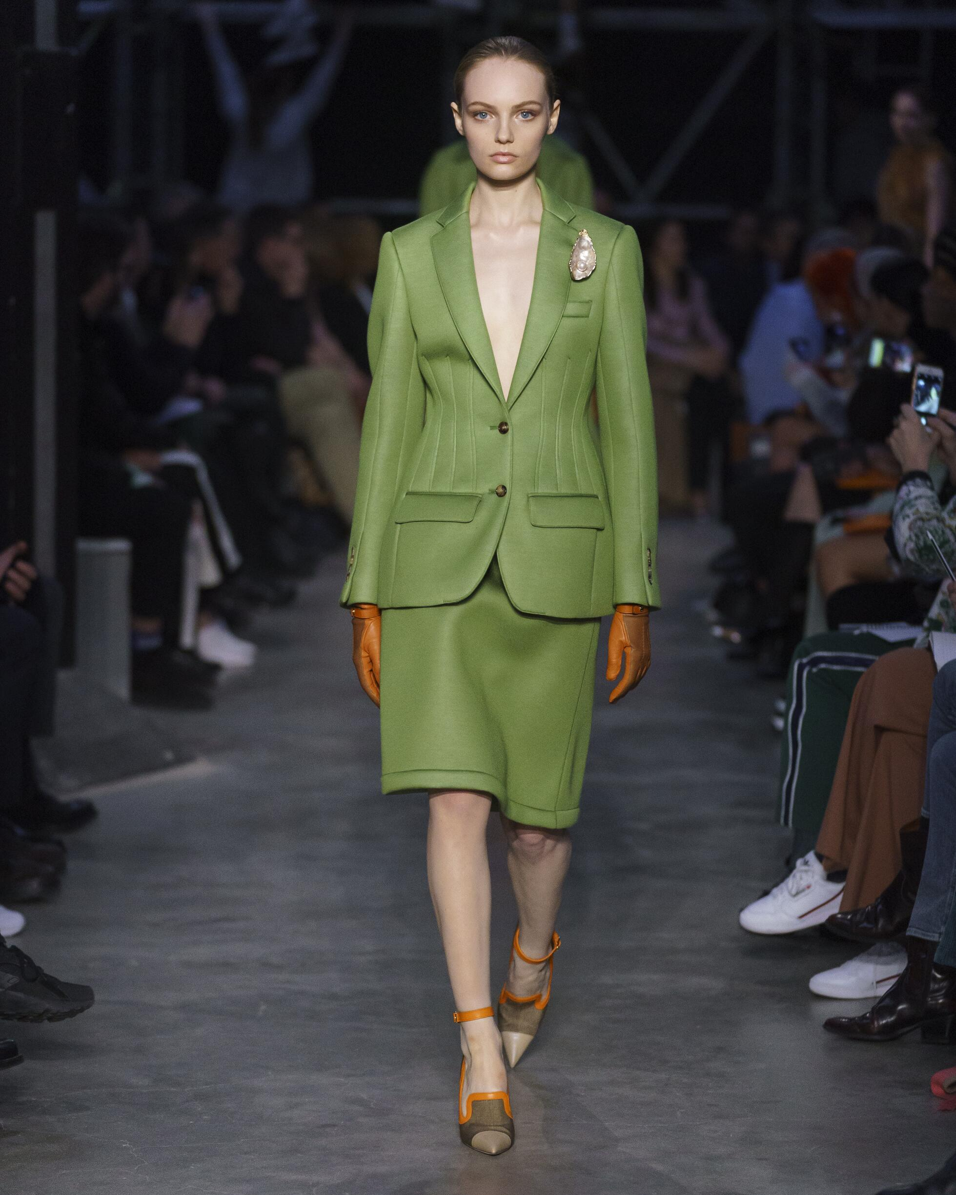 Burberry Womenswear Collection Style