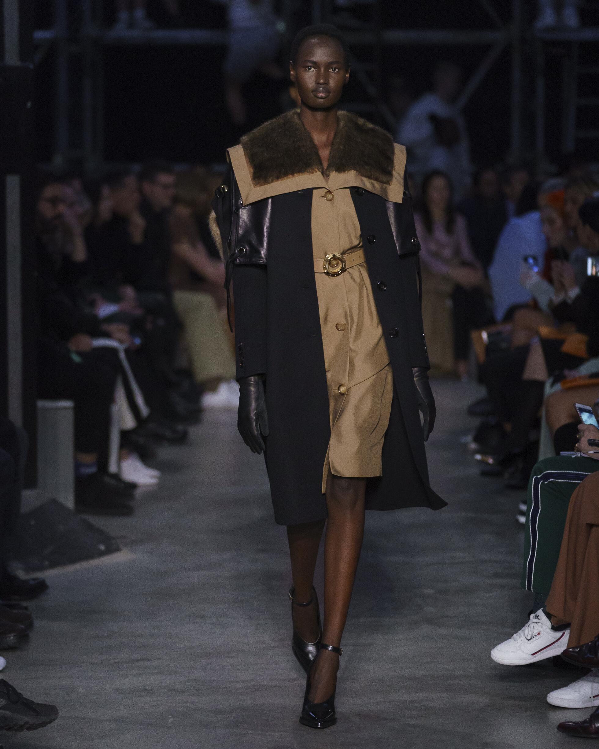 Burberry Womenswear Fashion Show