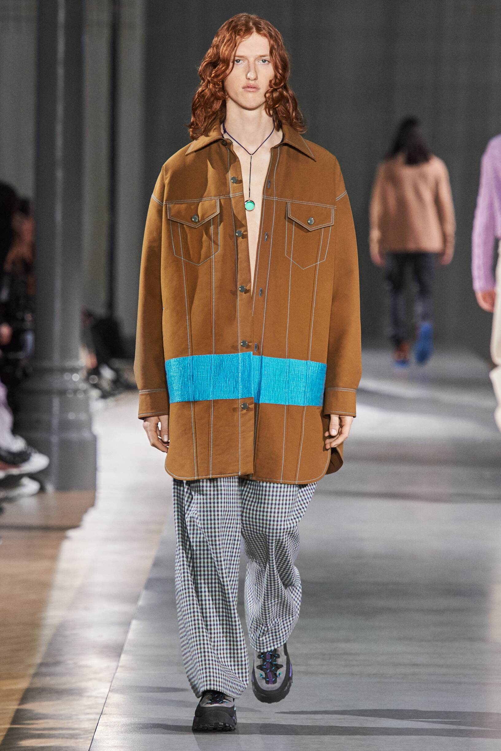 Catwalk Acne Studios Winter 2019