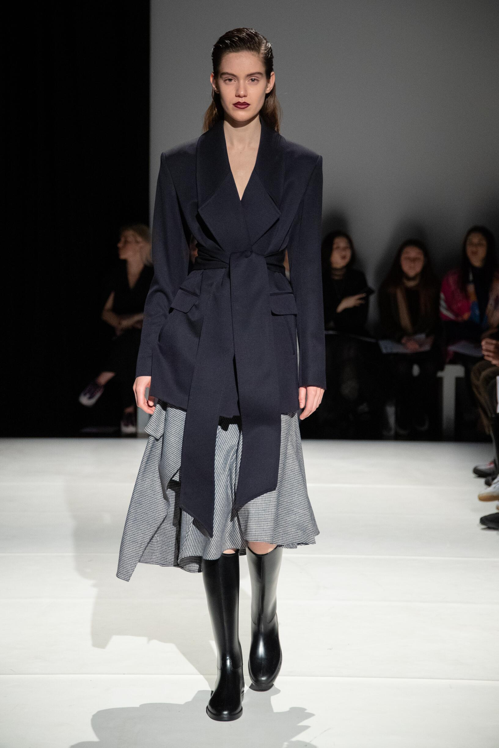 Catwalk Chalayan Women Fashion Show Winter 2019