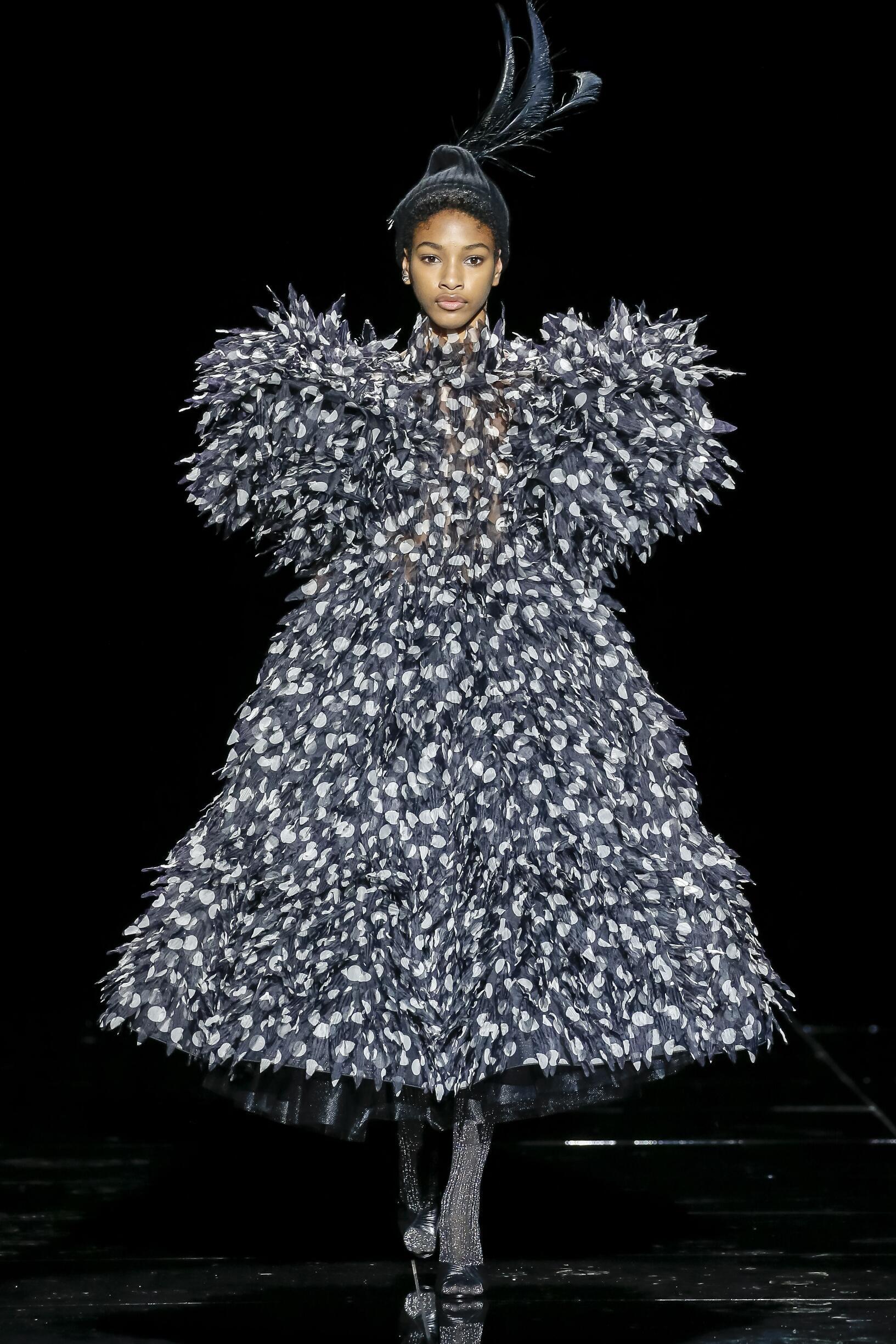 Catwalk Marc Jacobs Woman Fashion Show Winter 2019
