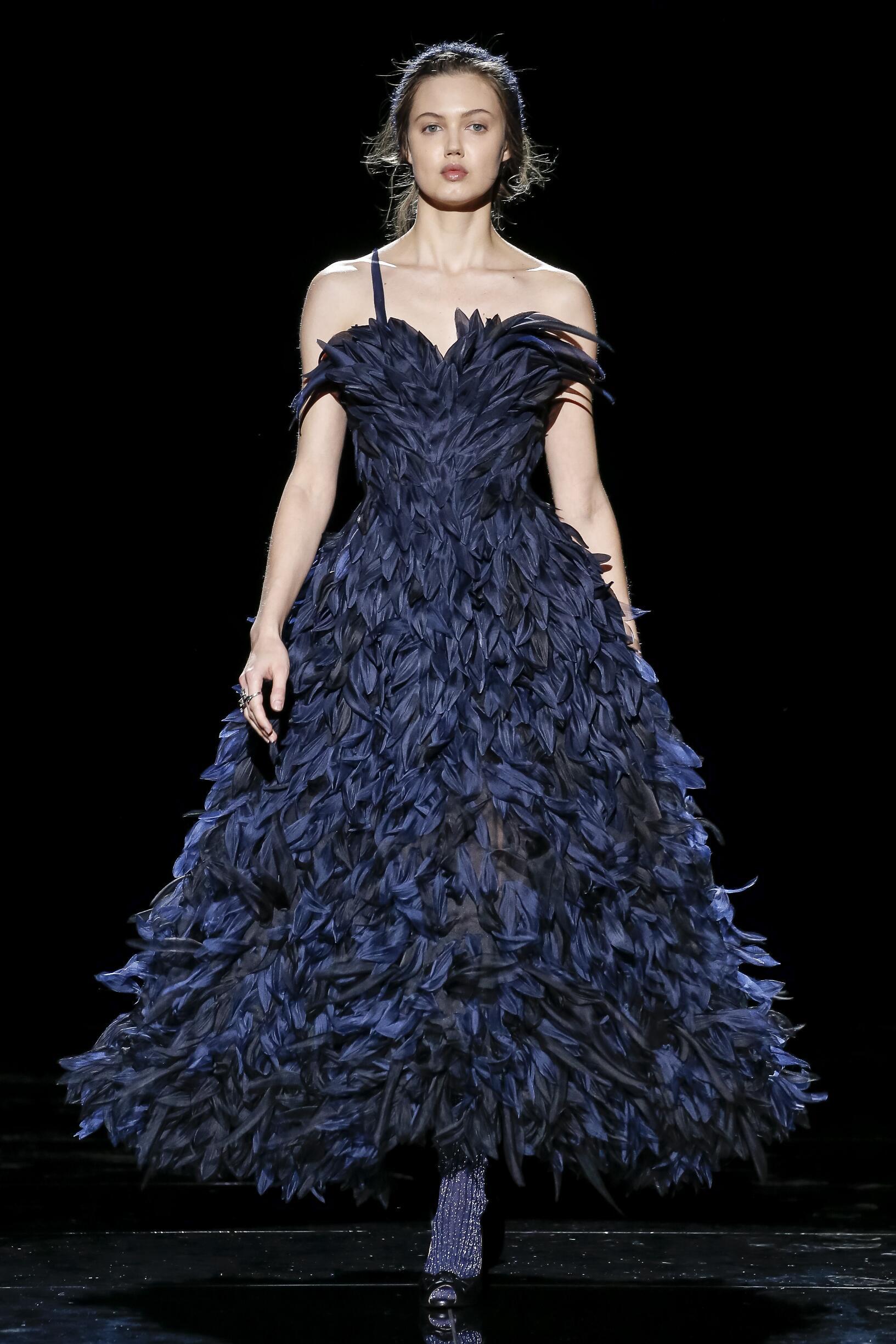 Catwalk Marc Jacobs Women Fashion Show Winter 2019