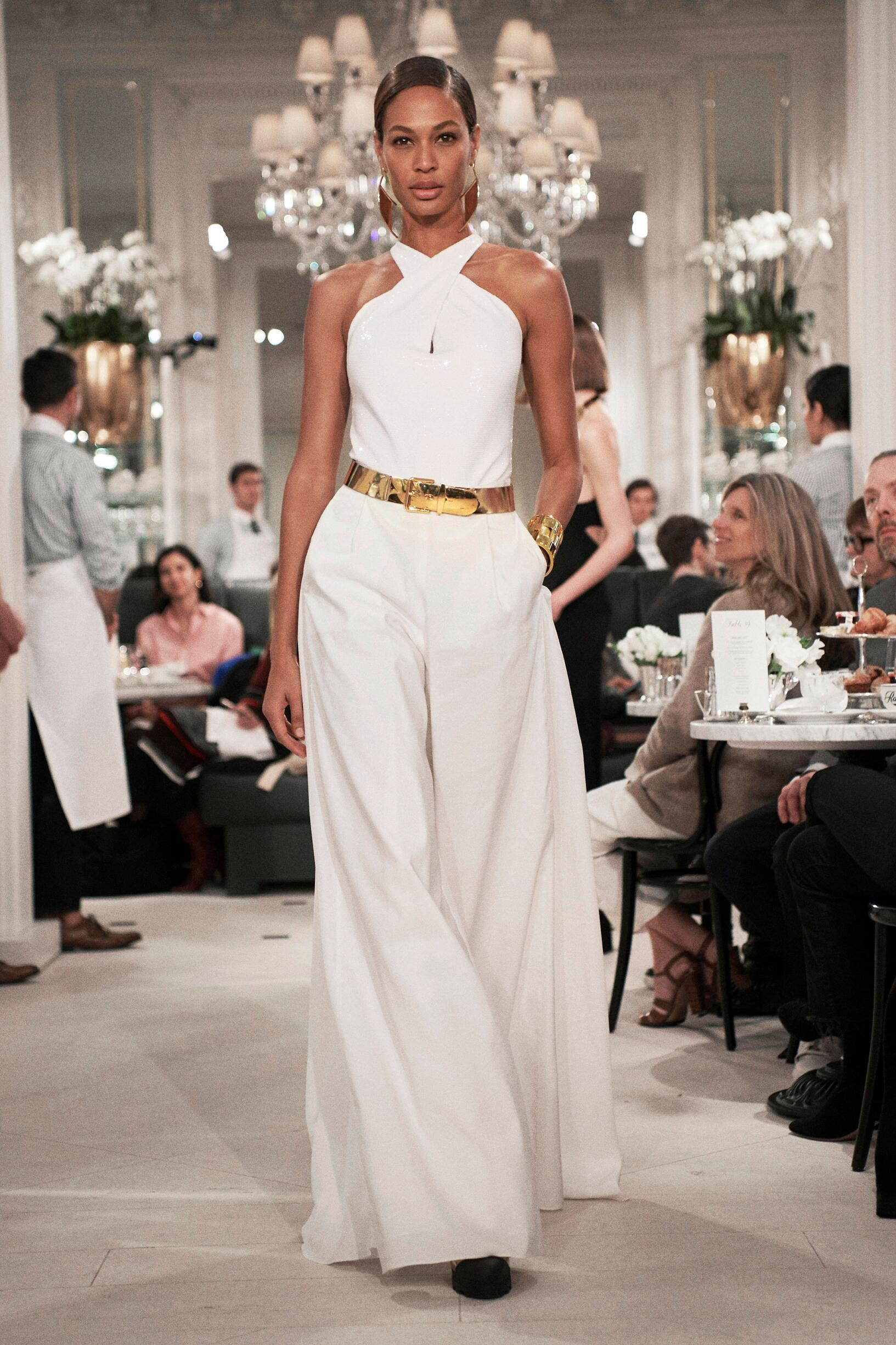 Catwalk Ralph Lauren Summer 2019