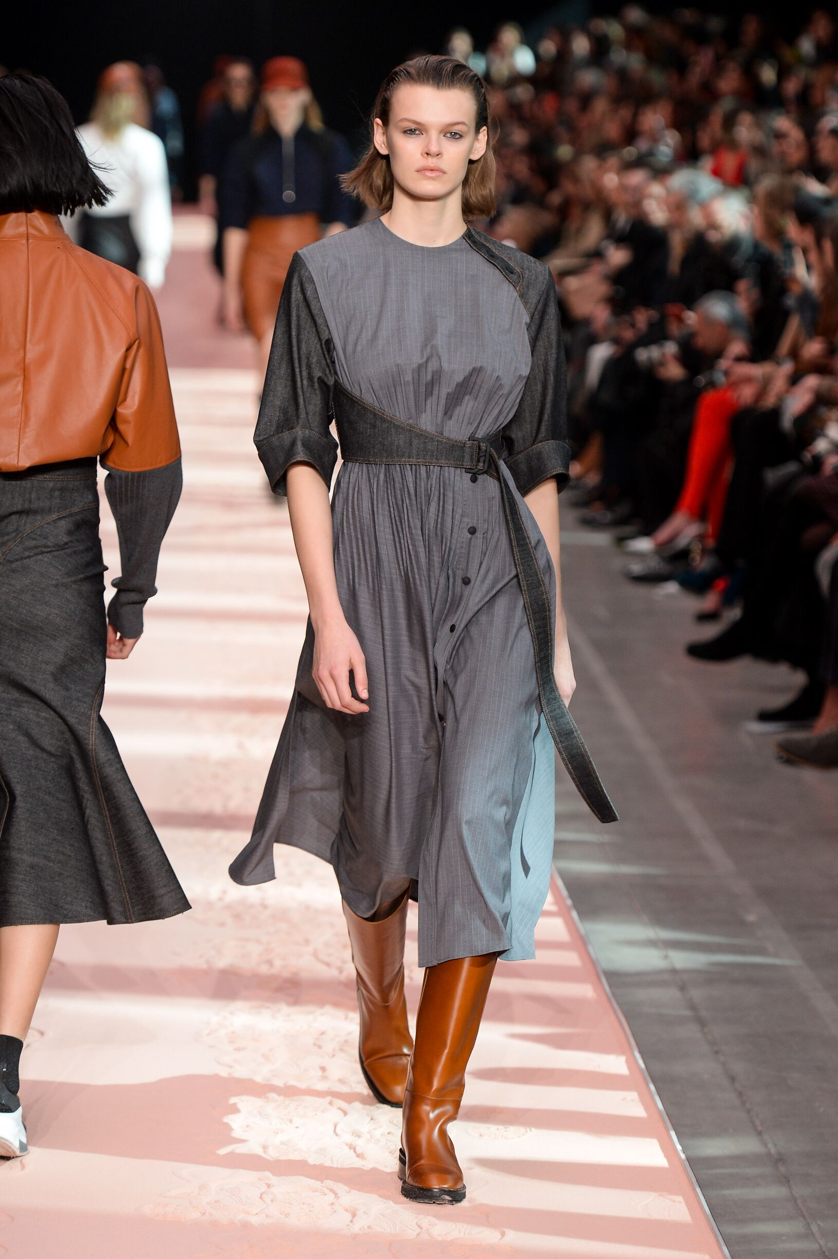 Catwalk Sportmax Woman Fashion Show Winter 2019