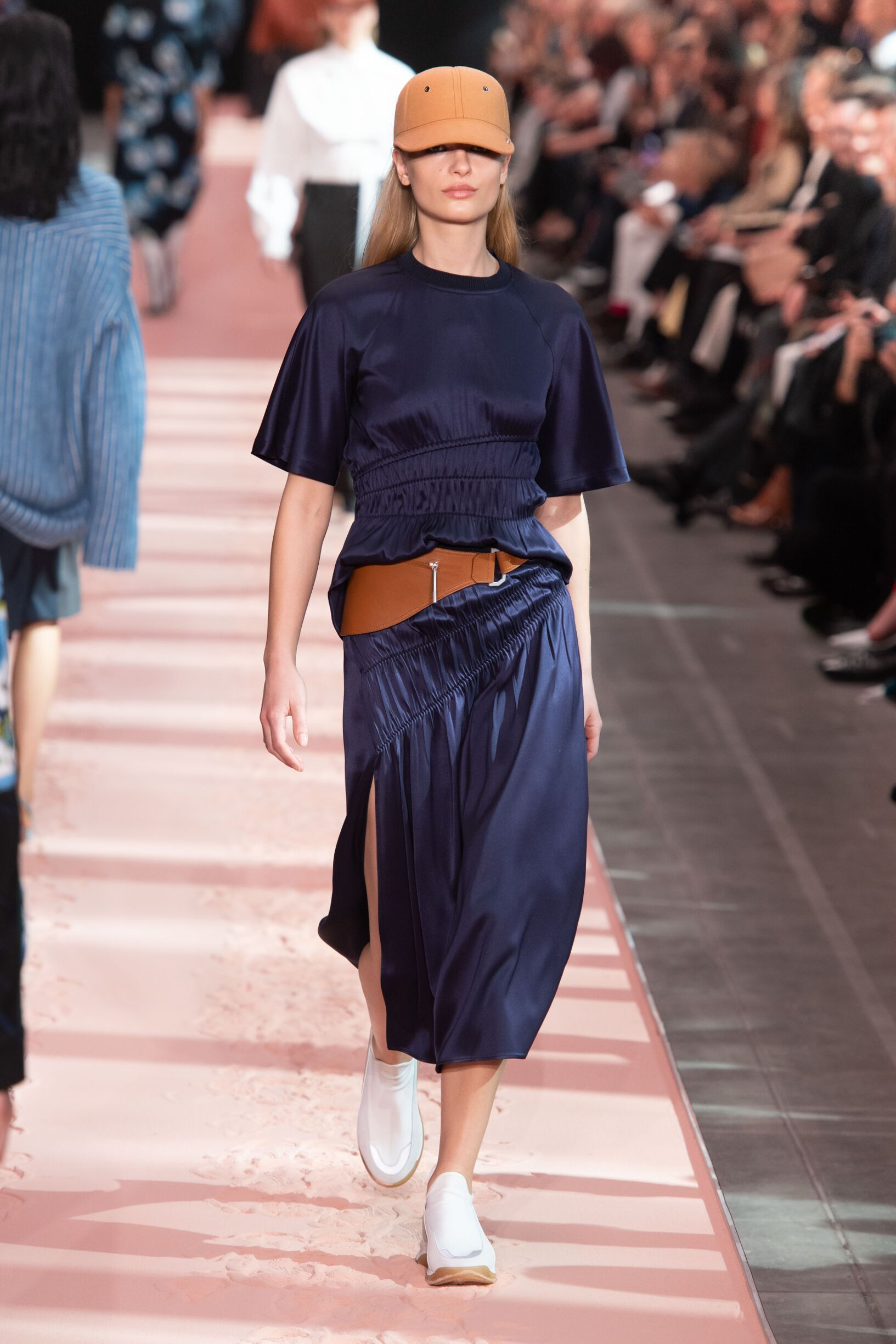 Catwalk Sportmax Women Fashion Show Winter 2019