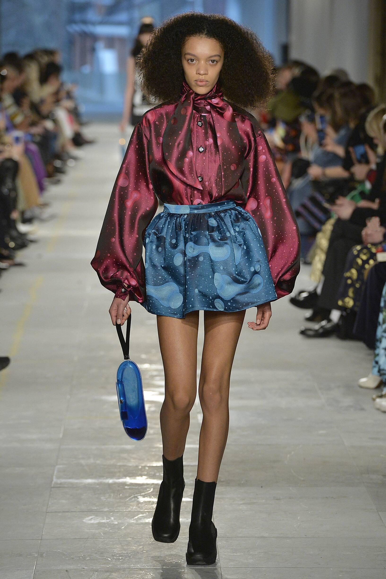 Christopher Kane Fall Winter 2019 Womens Collection London Fashion Week