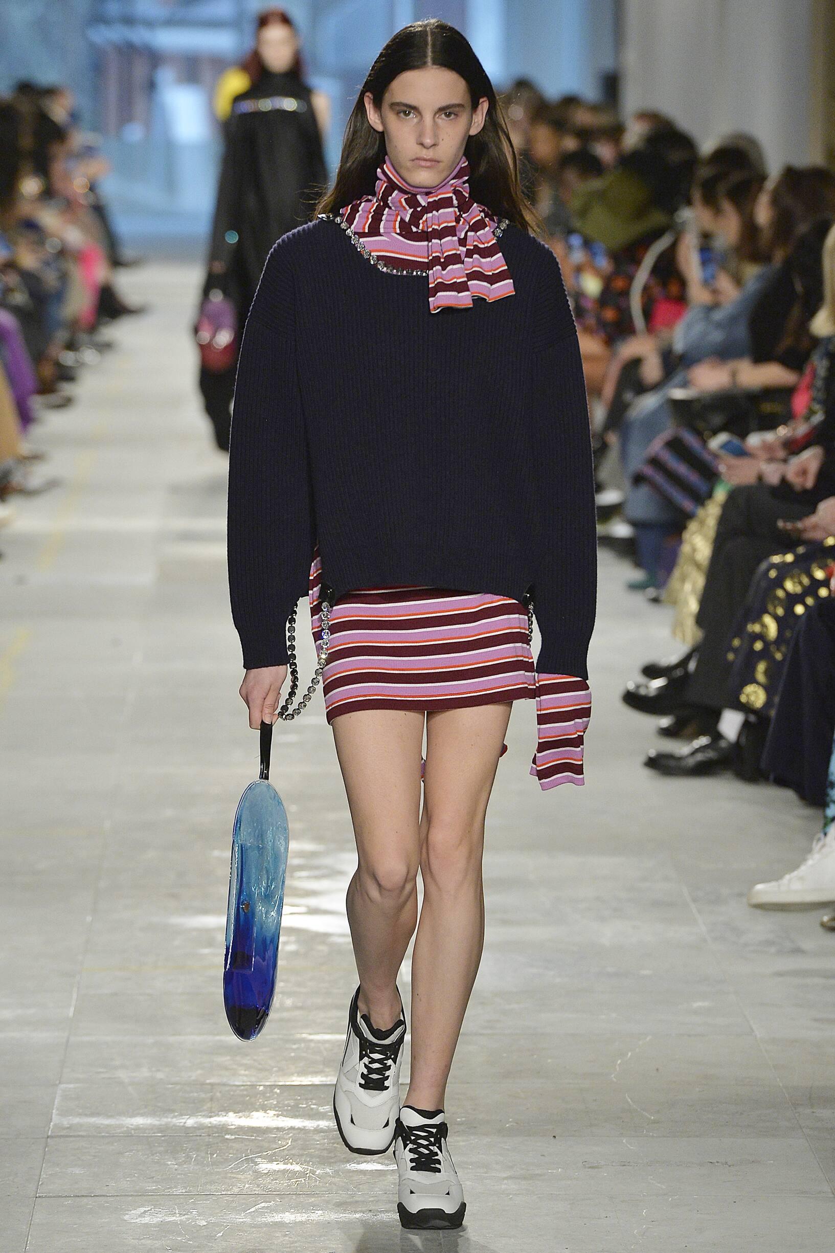 Christopher Kane Womenswear Fashion Show