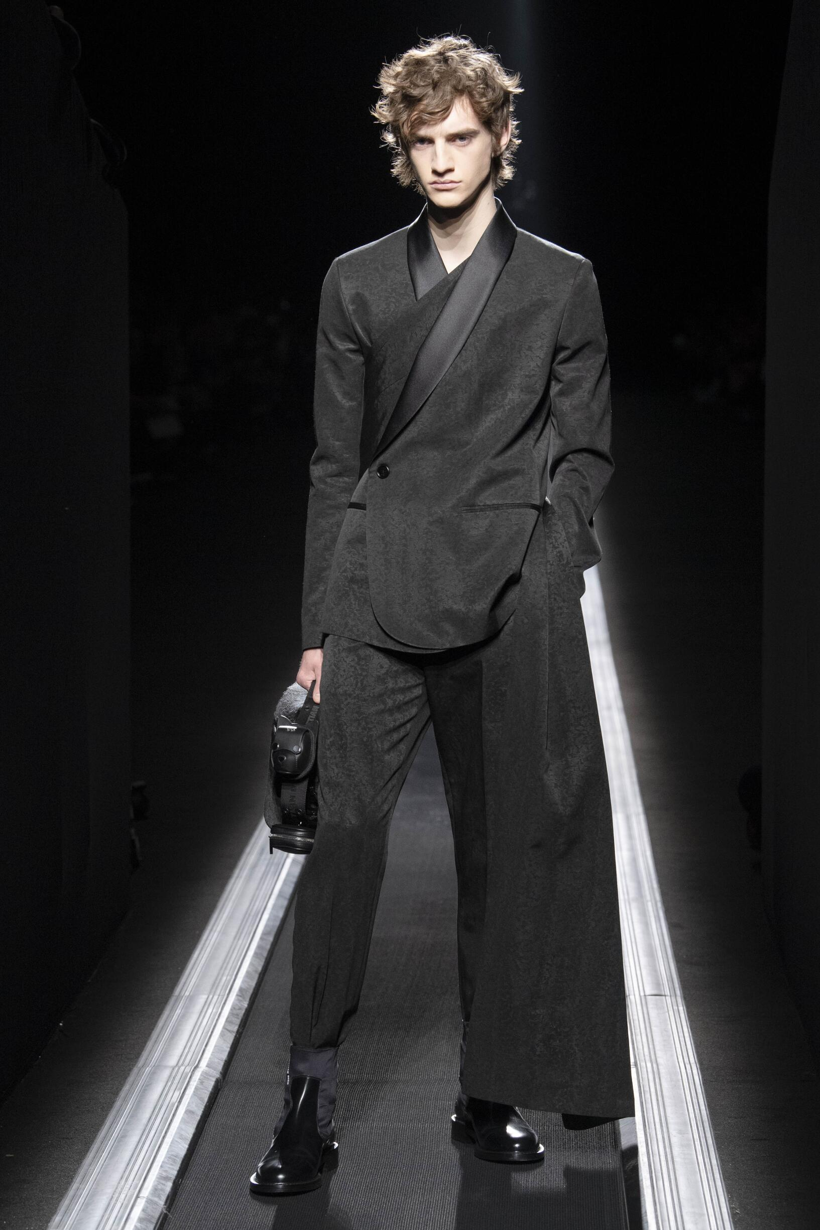 Dior 2019 Paris Men Trends