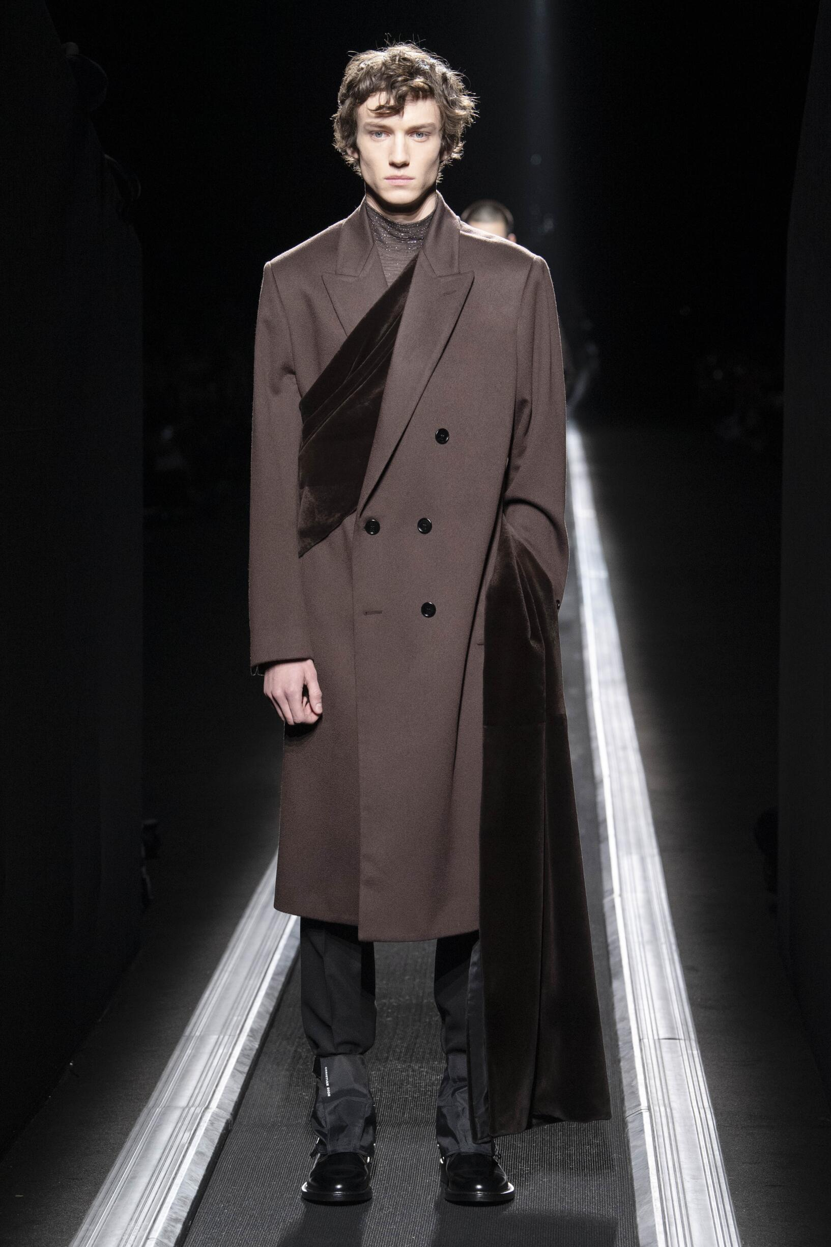 Dior Fall Winter 2019 Mens Collection Paris Fashion Week