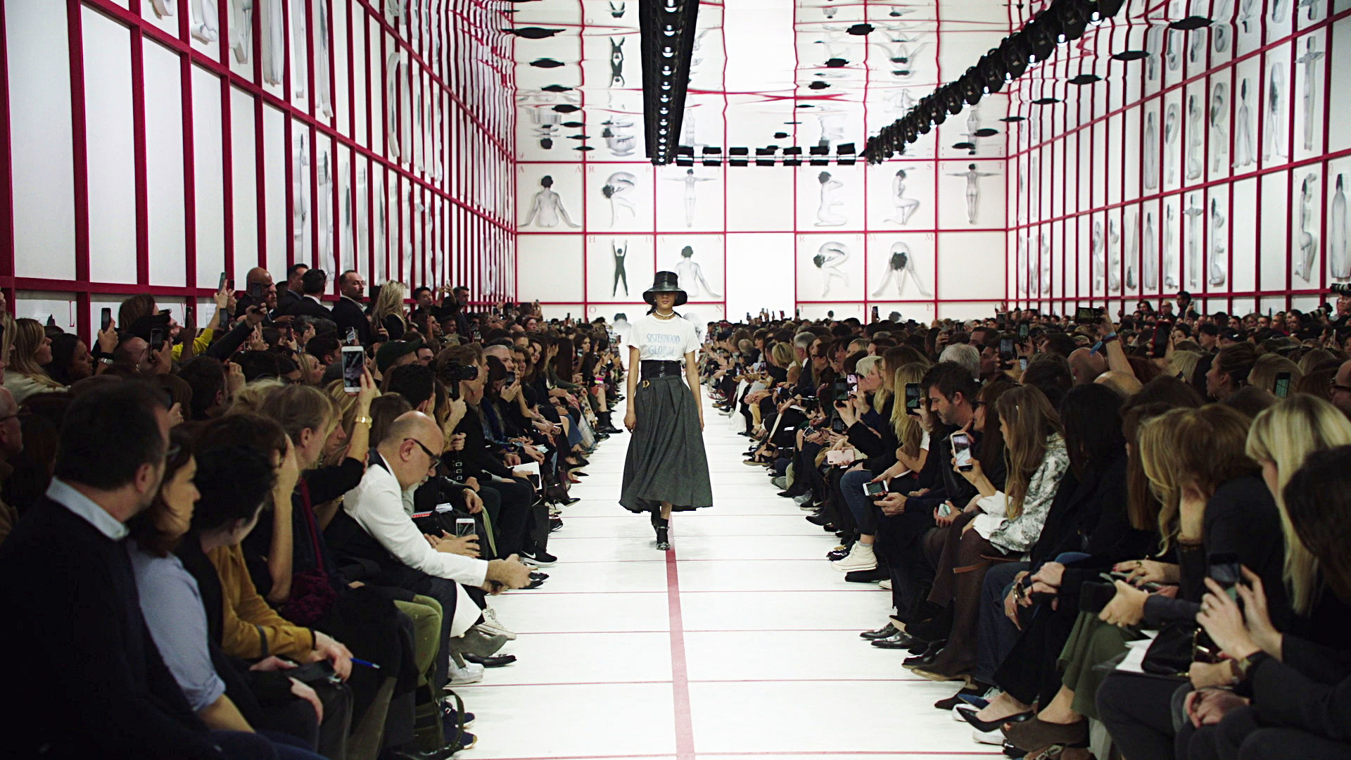 Dior Fall Winter Collection 2019 - Paris Fashion Show