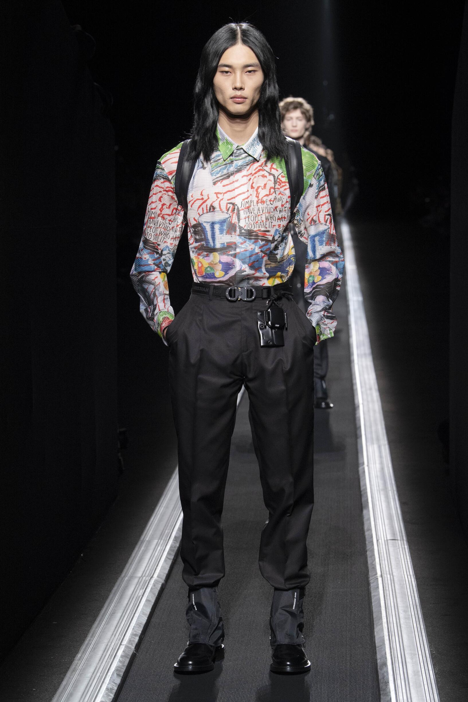 Dior Man 2019-20