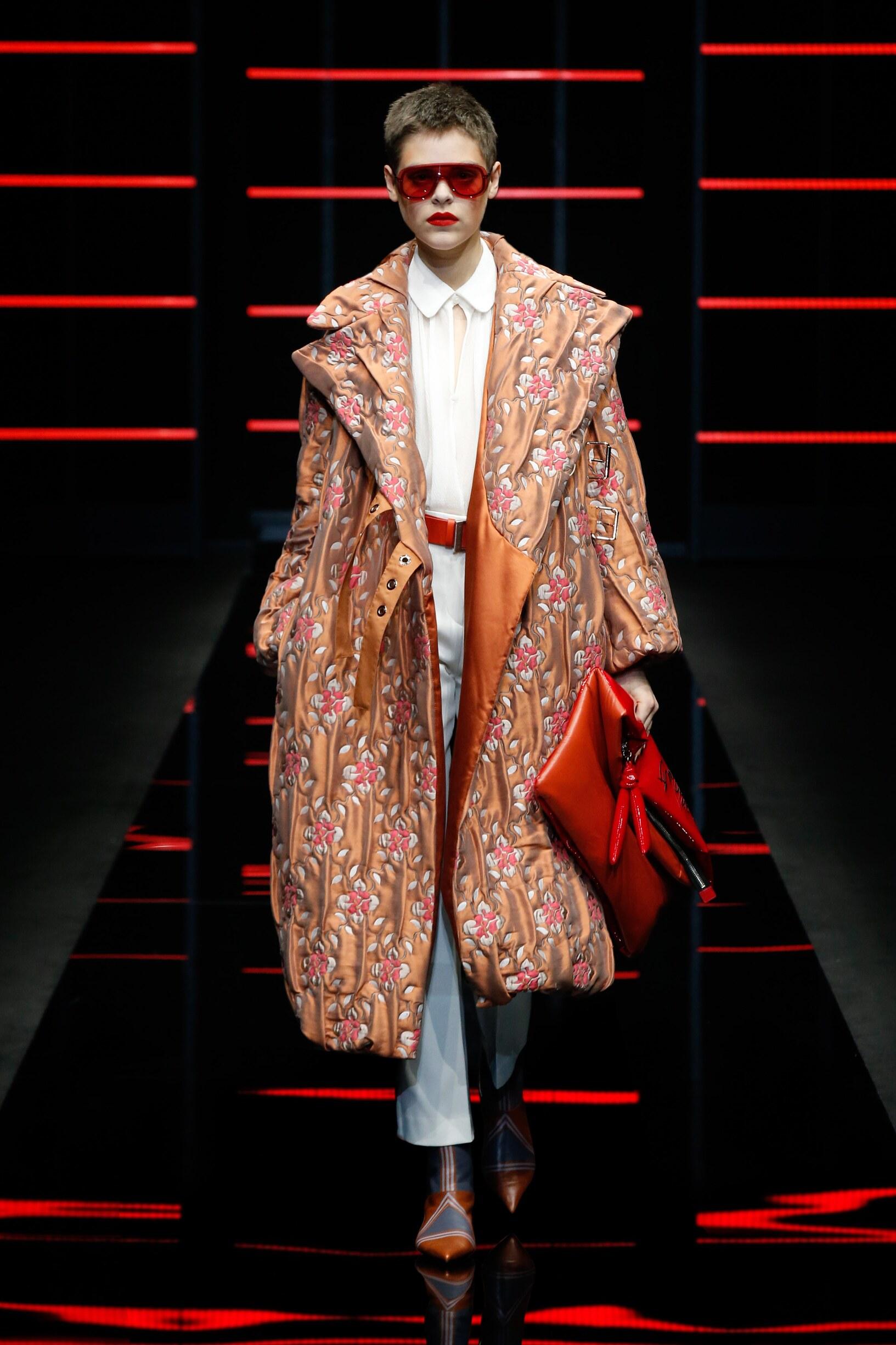 Emporio Armani Fashion Show FW 2019