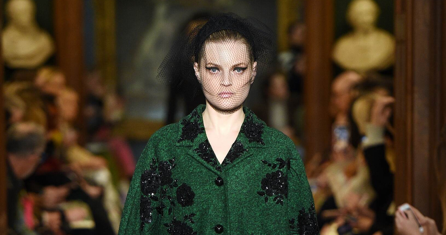 Erdem Fashion Show FW 2019 London