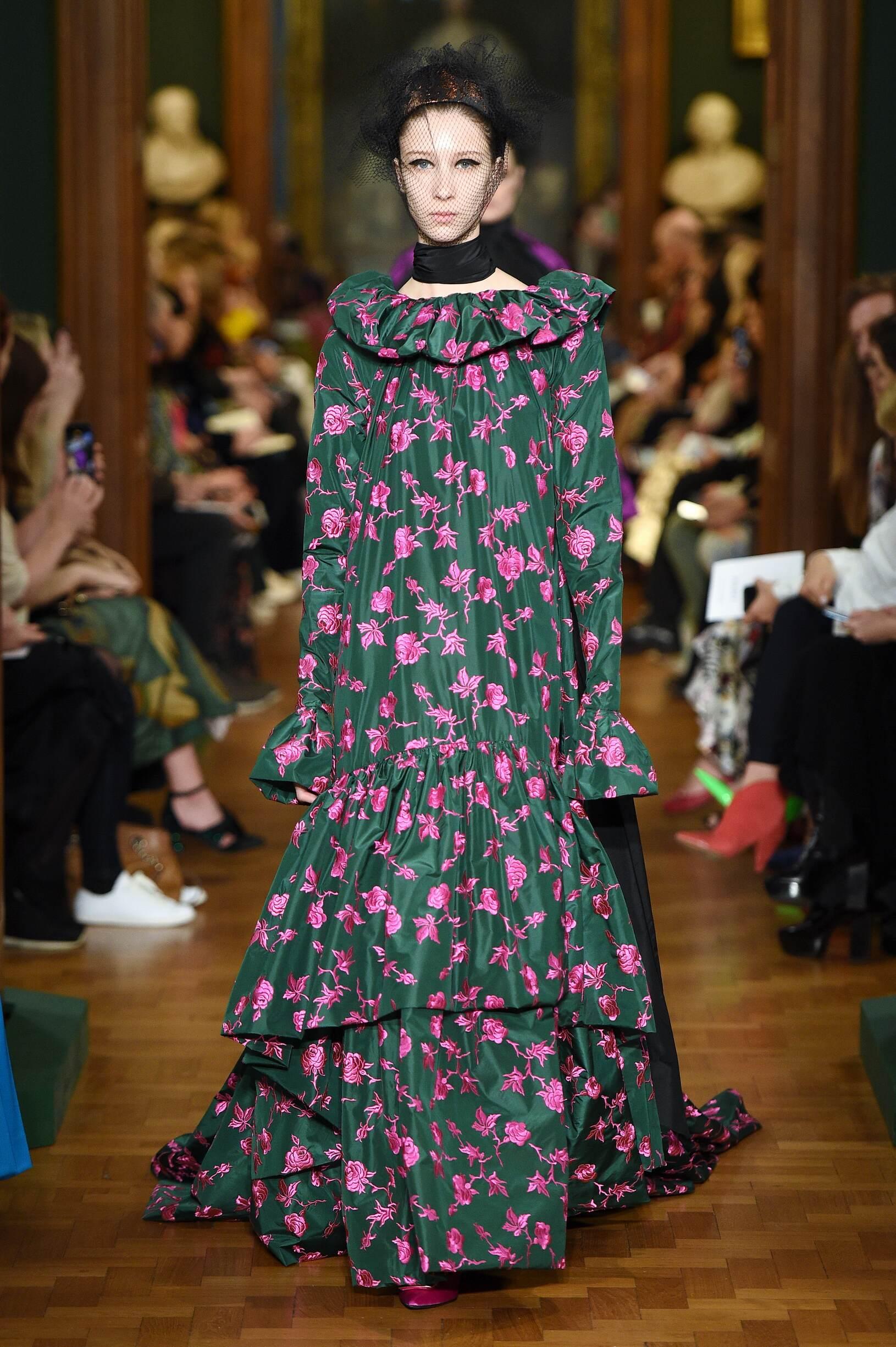 Erdem London Fashion Week Womenswear 2019-20