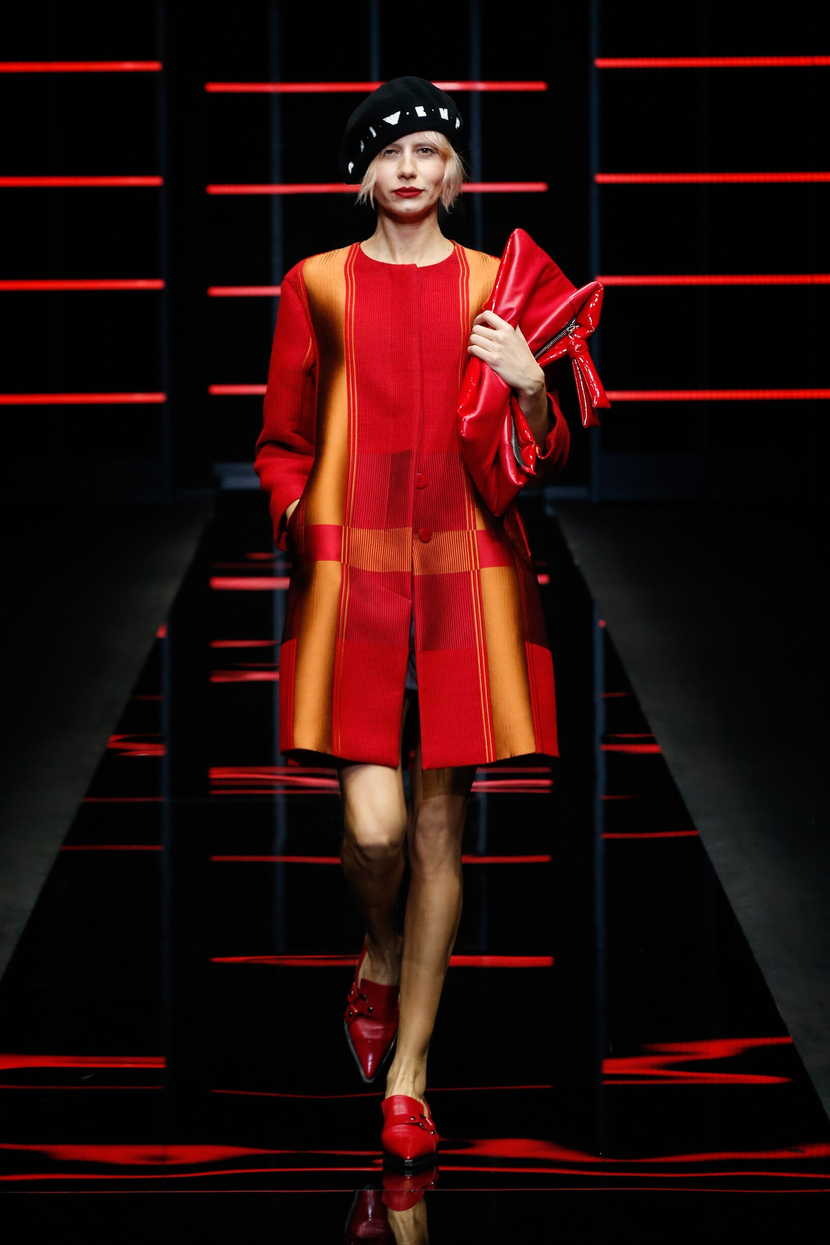 FW 2019-20 Emporio Armani Fashion Show