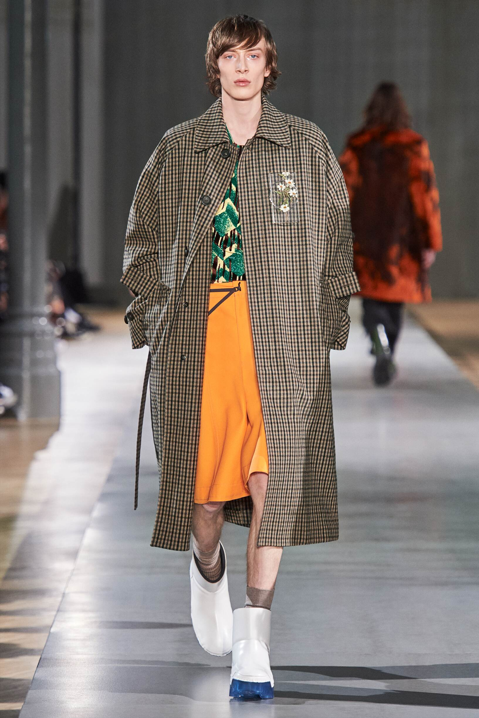 FW 2019-20 Fashion Show Acne Studios