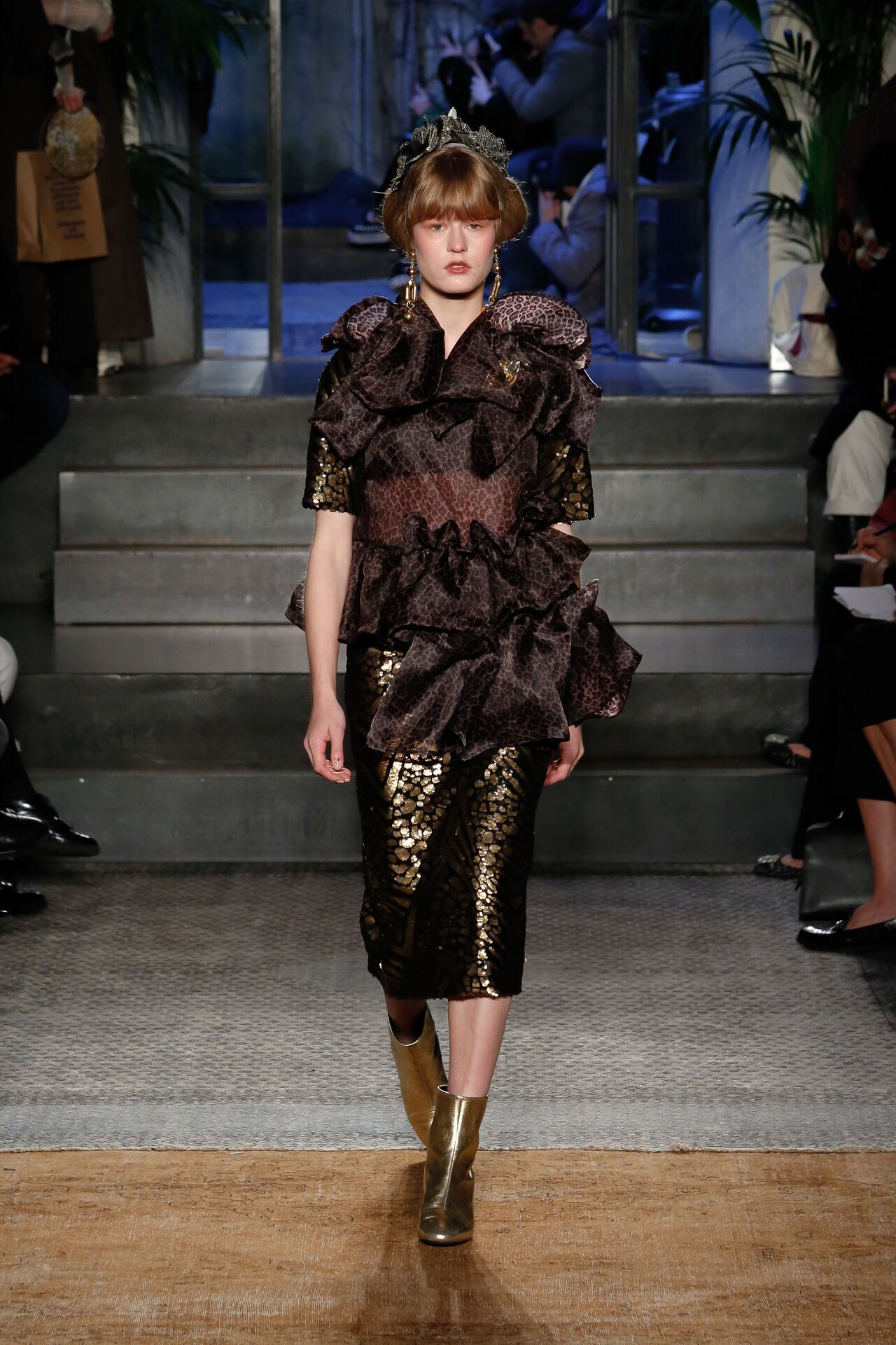 FW 2019-20 Fashion Show Antonio Marras