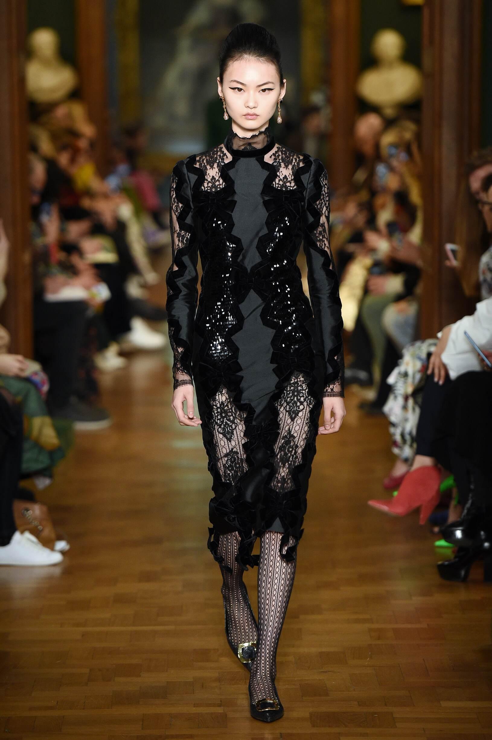 FW 2019-20 Fashion Show Erdem