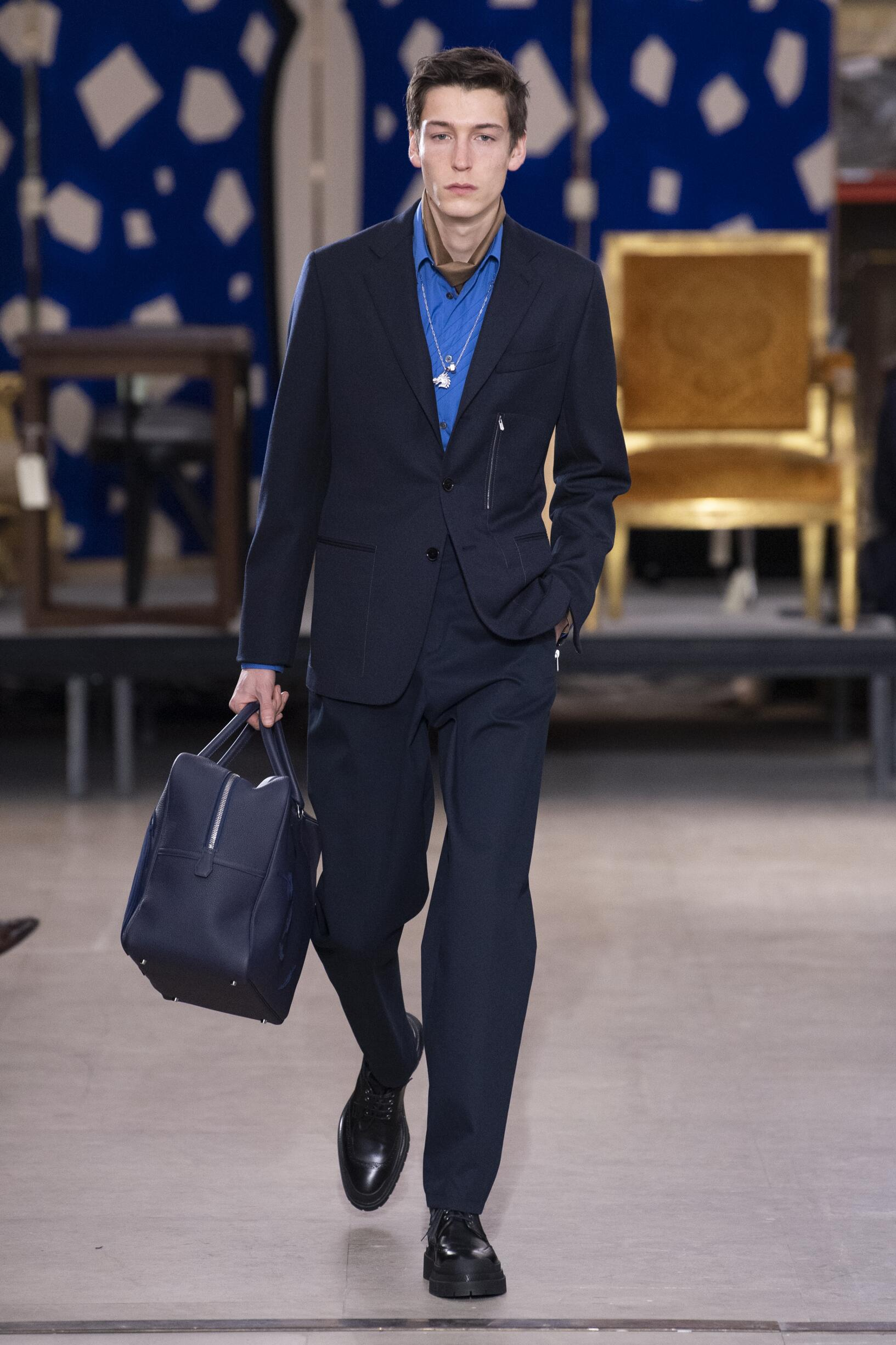 FW 2019-20 Fashion Show Hermès
