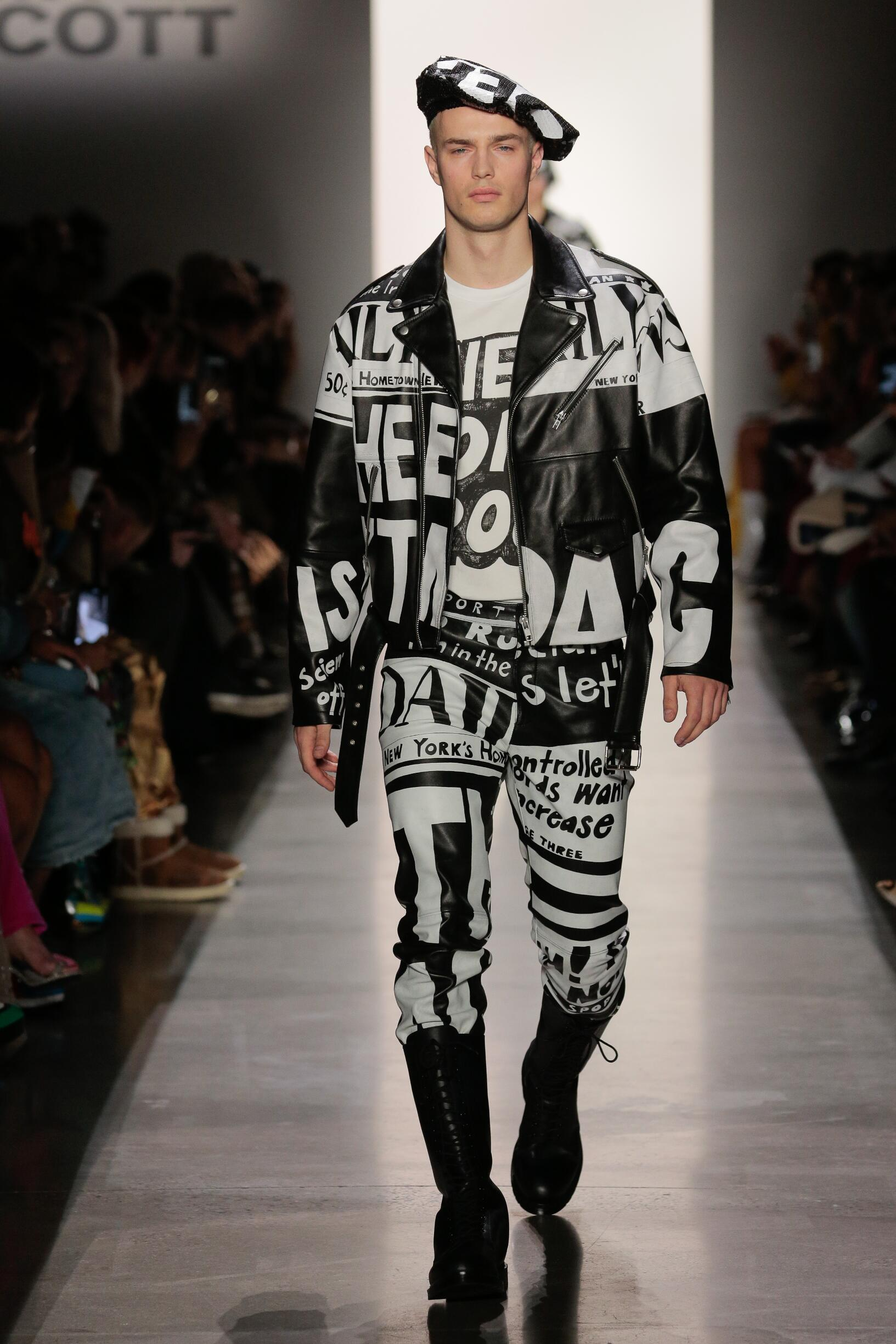FW 2019-20 Fashion Show Jeremy Scott