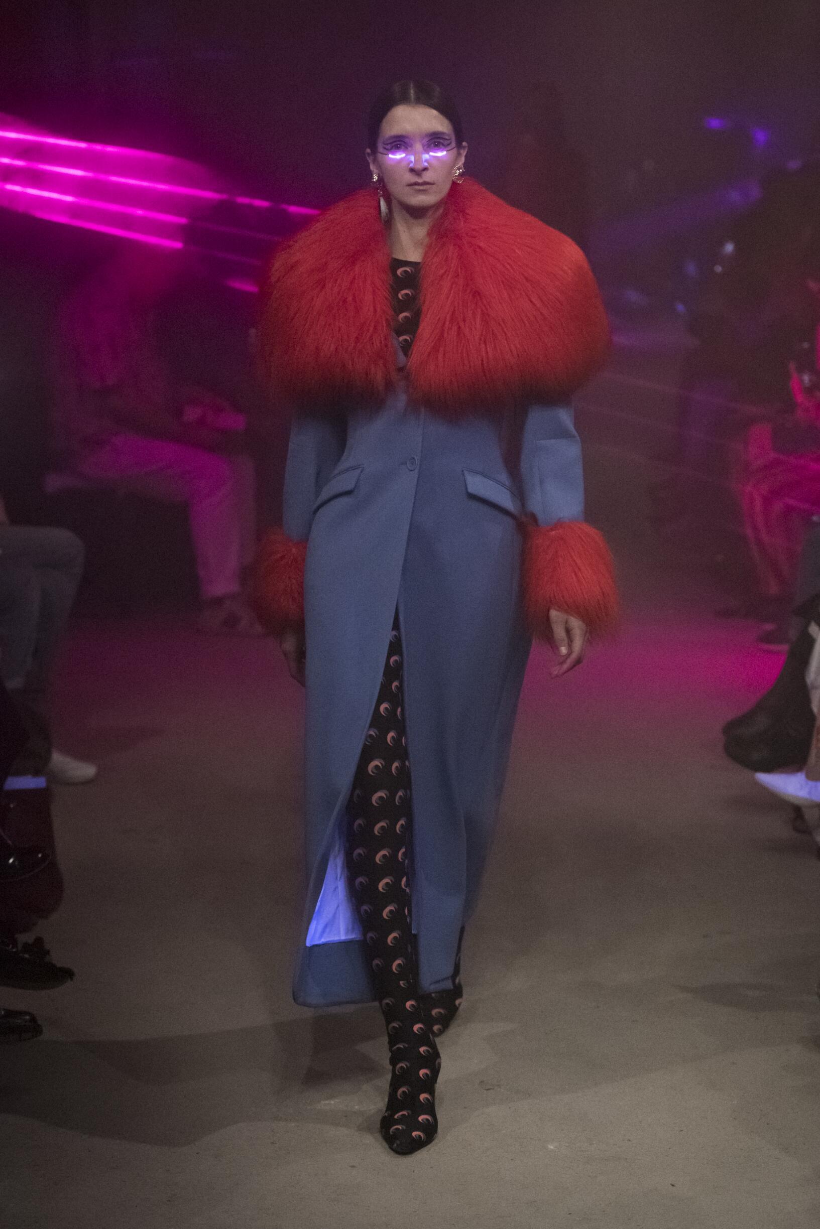 FW 2019-20 Fashion Show Marine Serre