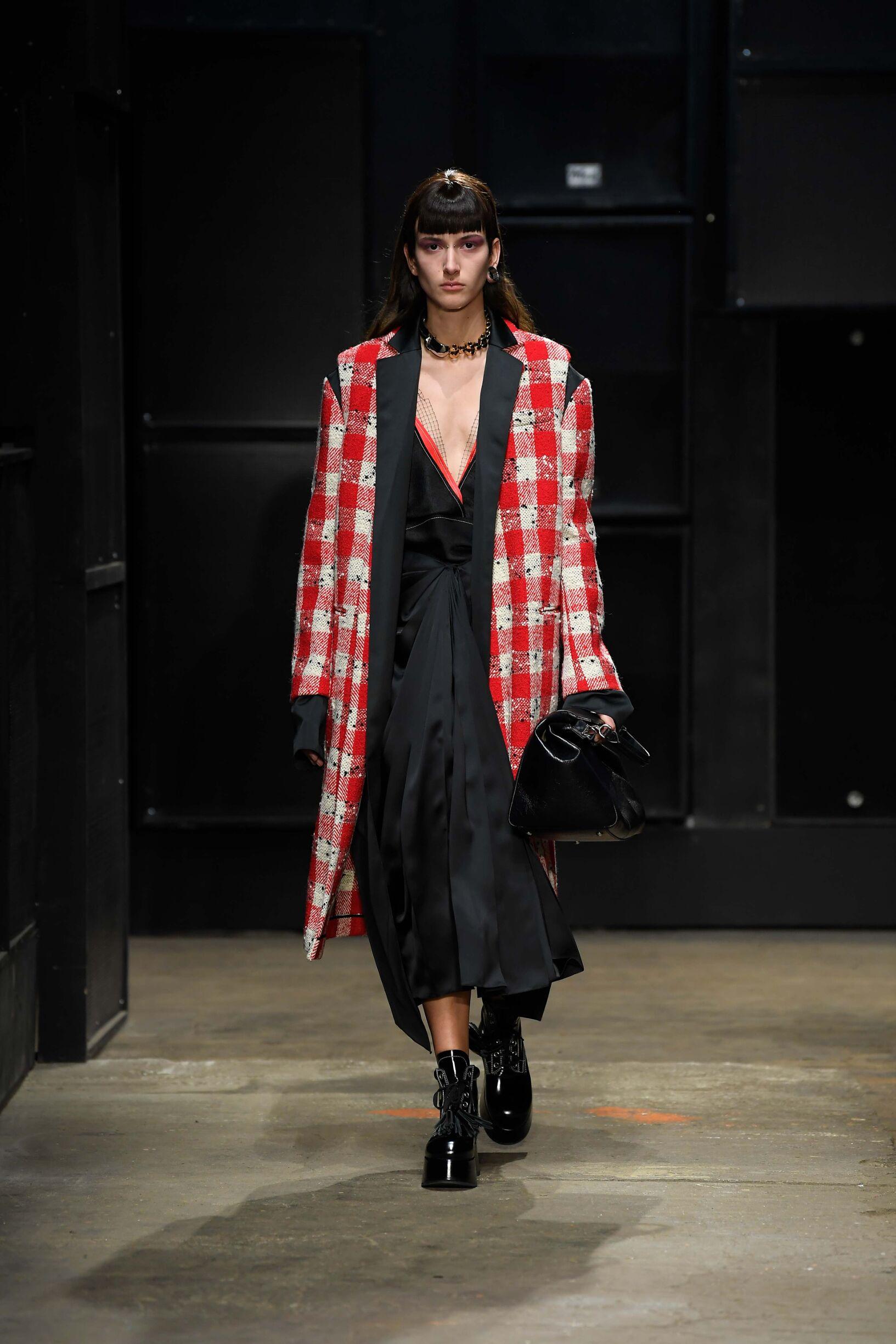 FW 2019-20 Fashion Show Marni