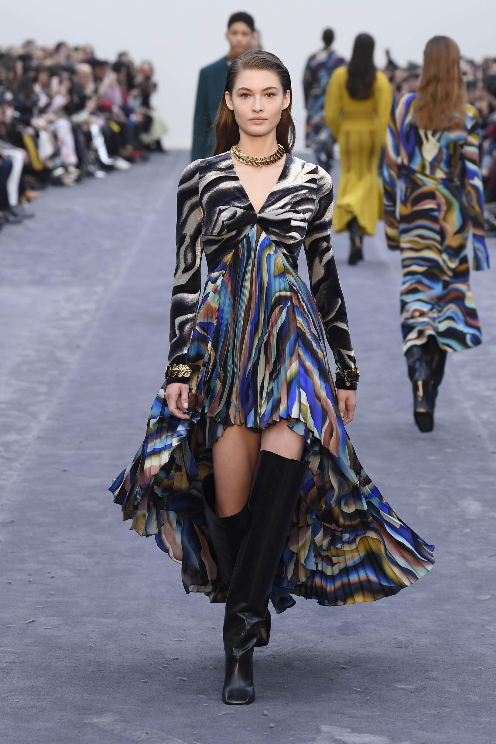 FW 2019-20 Fashion Show Roberto Cavalli