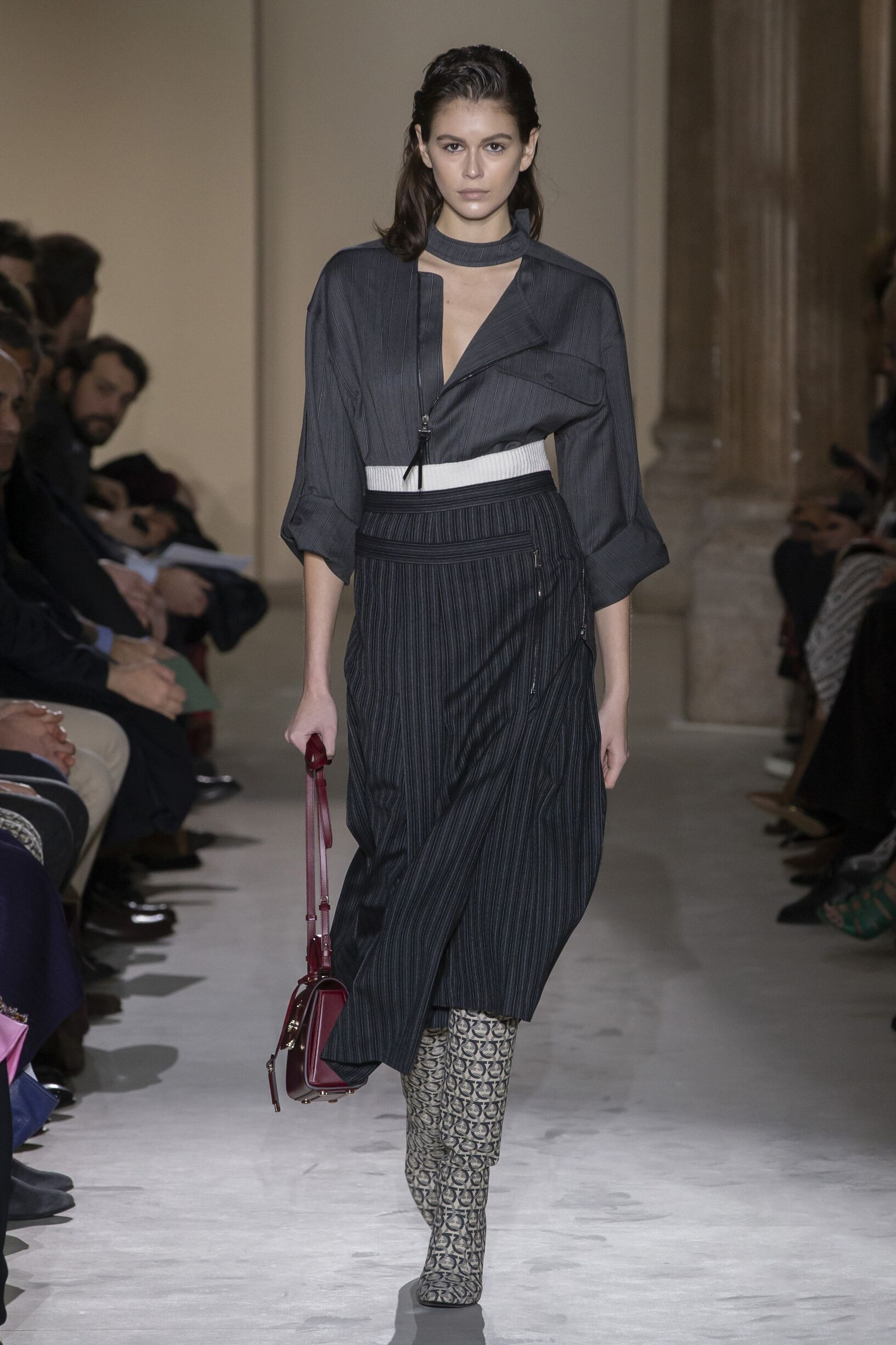 FW 2019-20 Fashion Show Salvatore Ferragamo