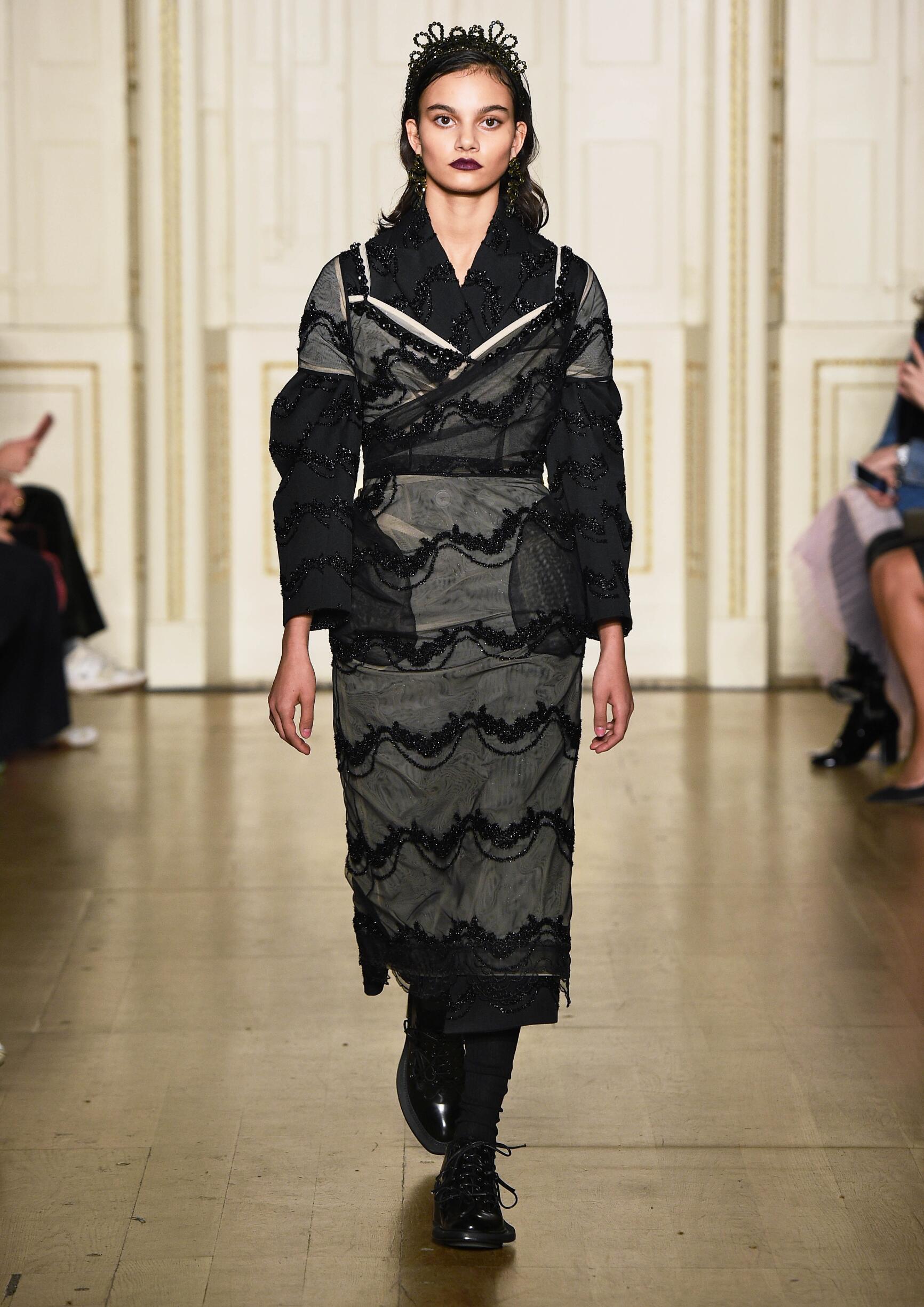 FW 2019-20 Fashion Show Simone Rocha