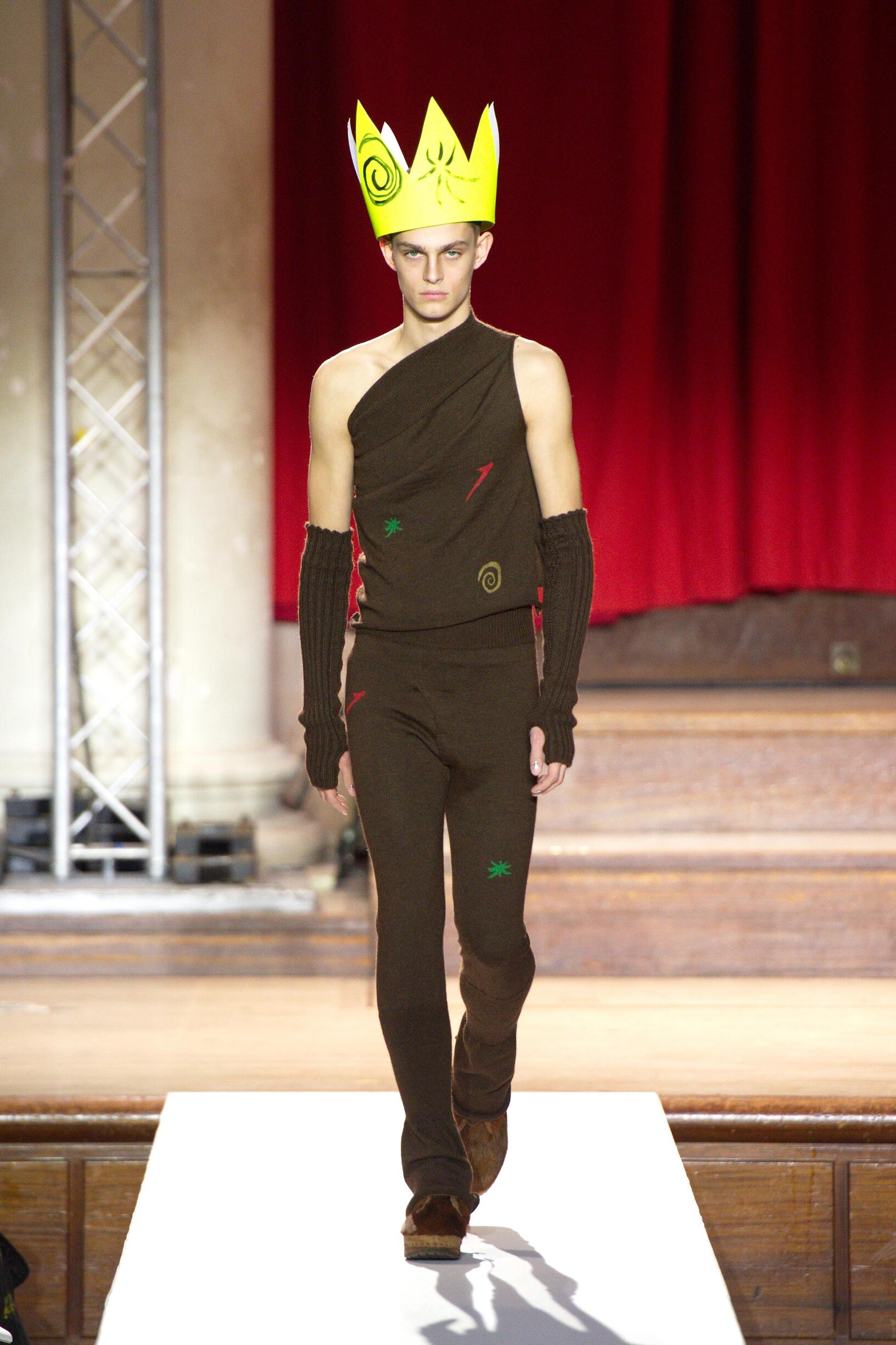FW 2019-20 Fashion Show Vivienne Westwood