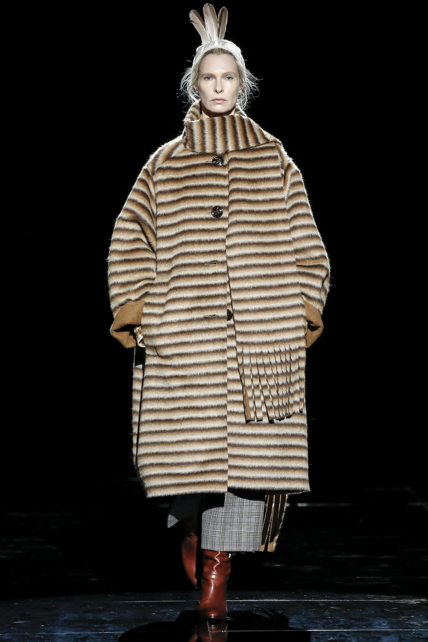 FW 2019-20 Marc Jacobs Fashion Show
