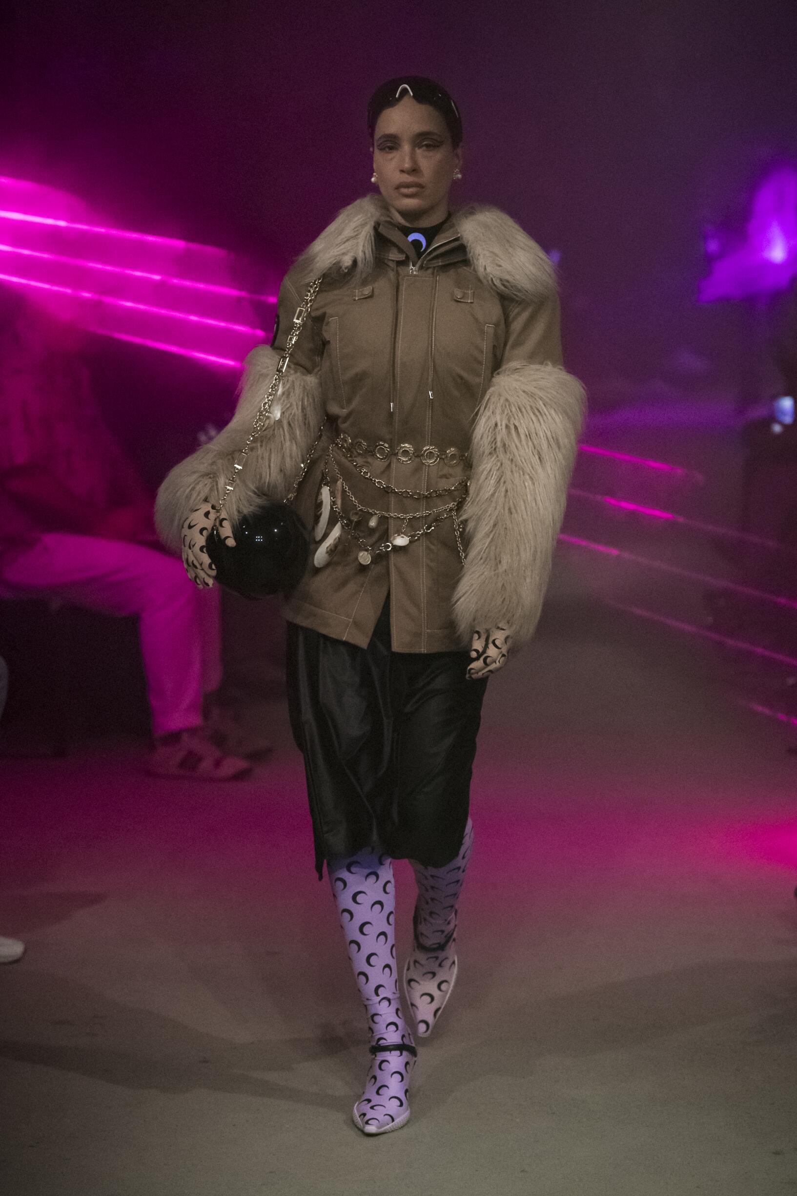 FW 2019-20 Marine Serre Fashion Show