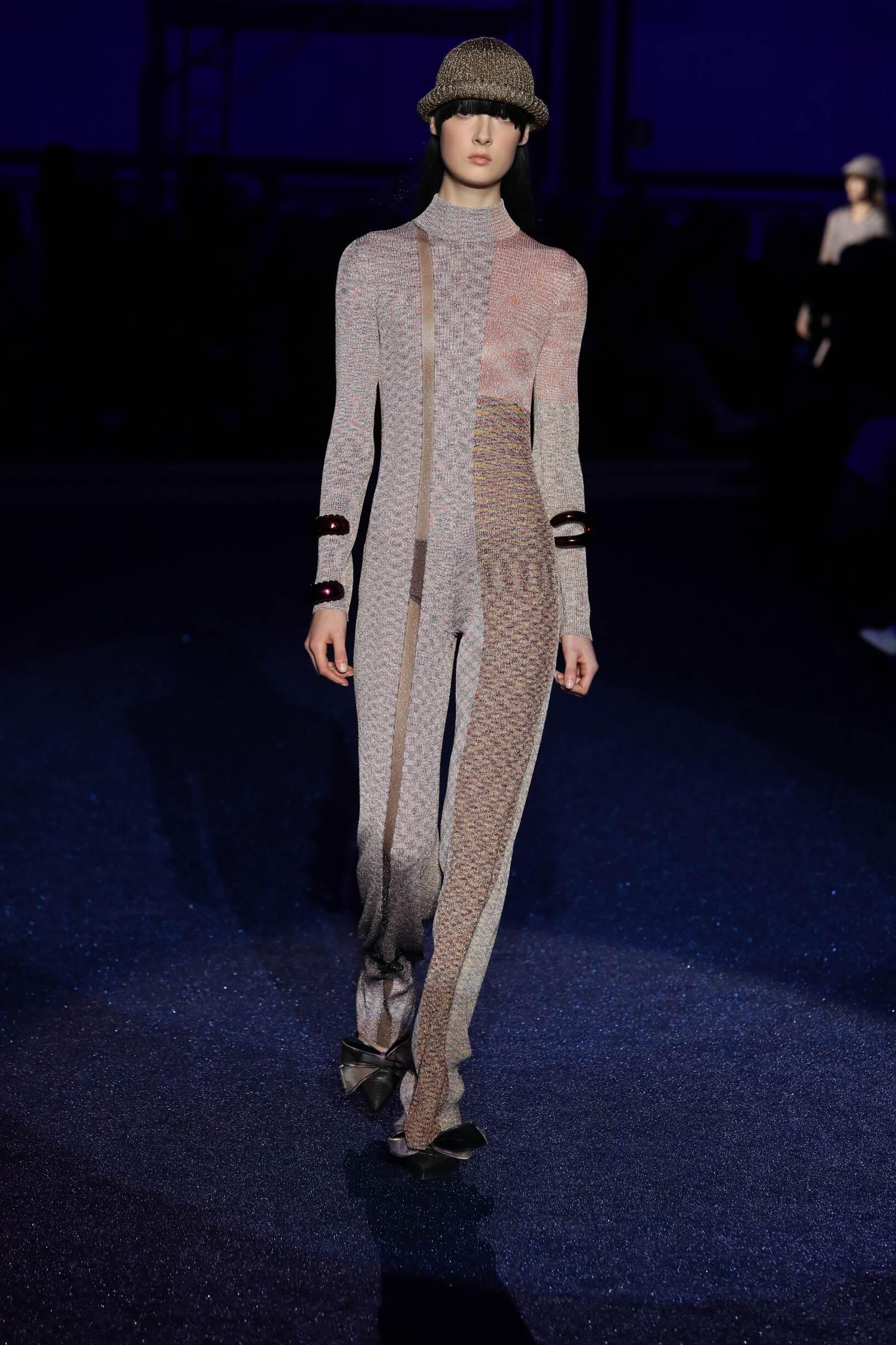 FW 2019-20 Missoni Fashion Show Milan Fashion Week