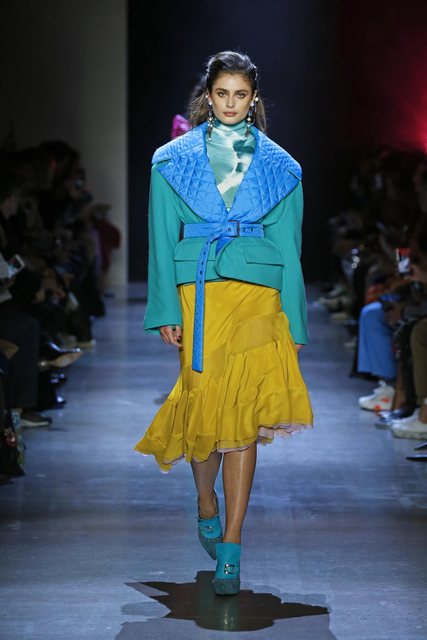 FW 2019-20 Prabal Gurung Fashion Show