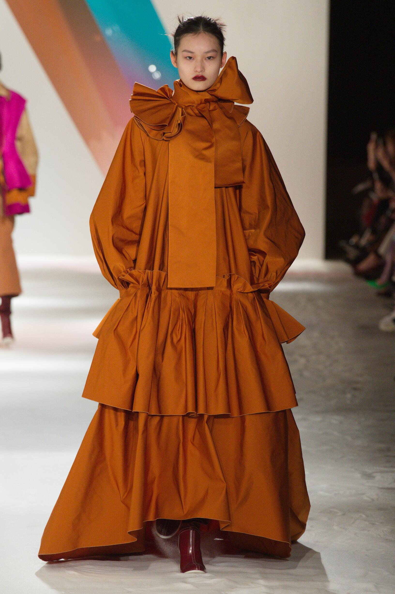 FW 2019-20 Roksanda Fashion Show