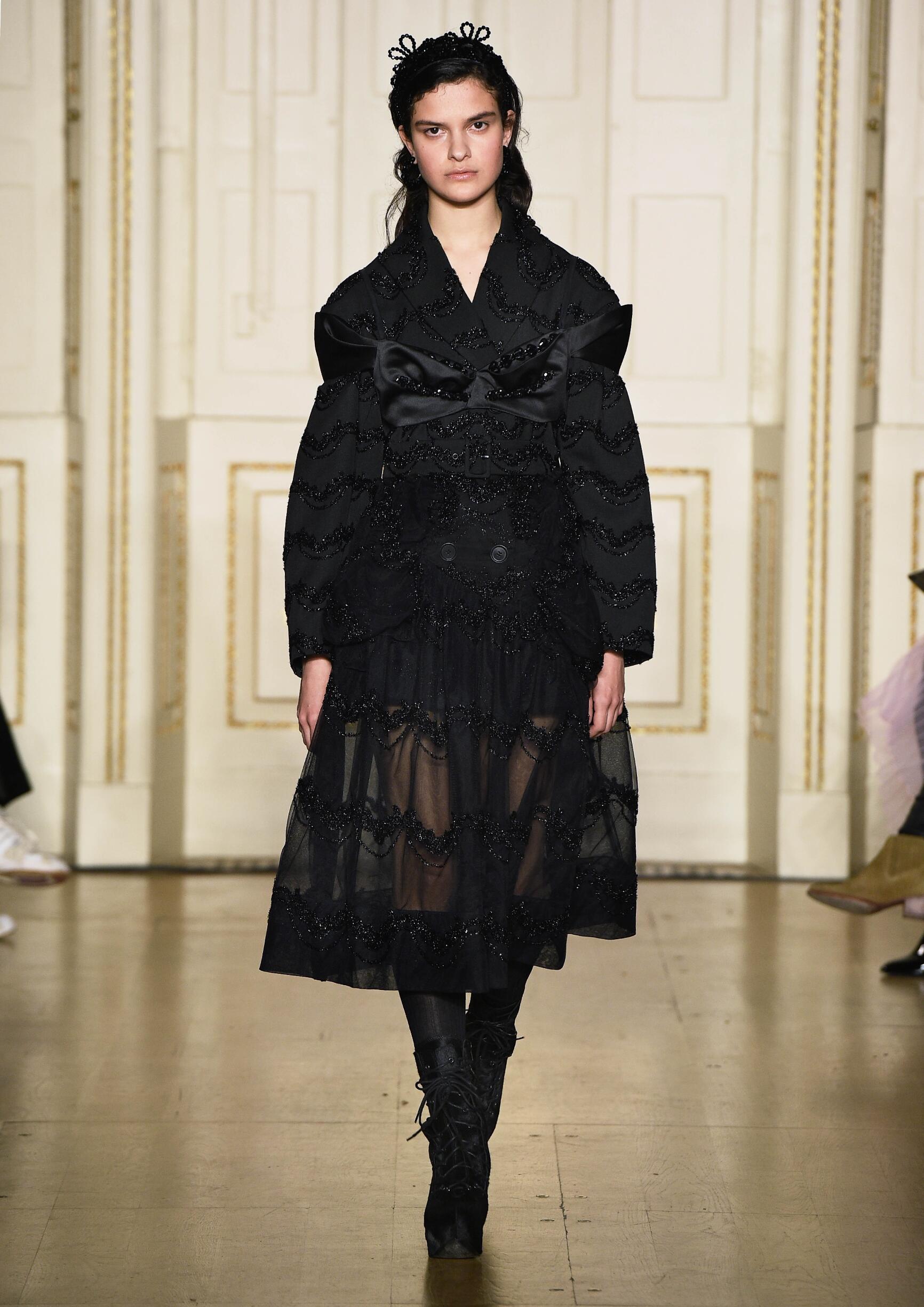 FW 2019-20 Simone Rocha Fashion Show