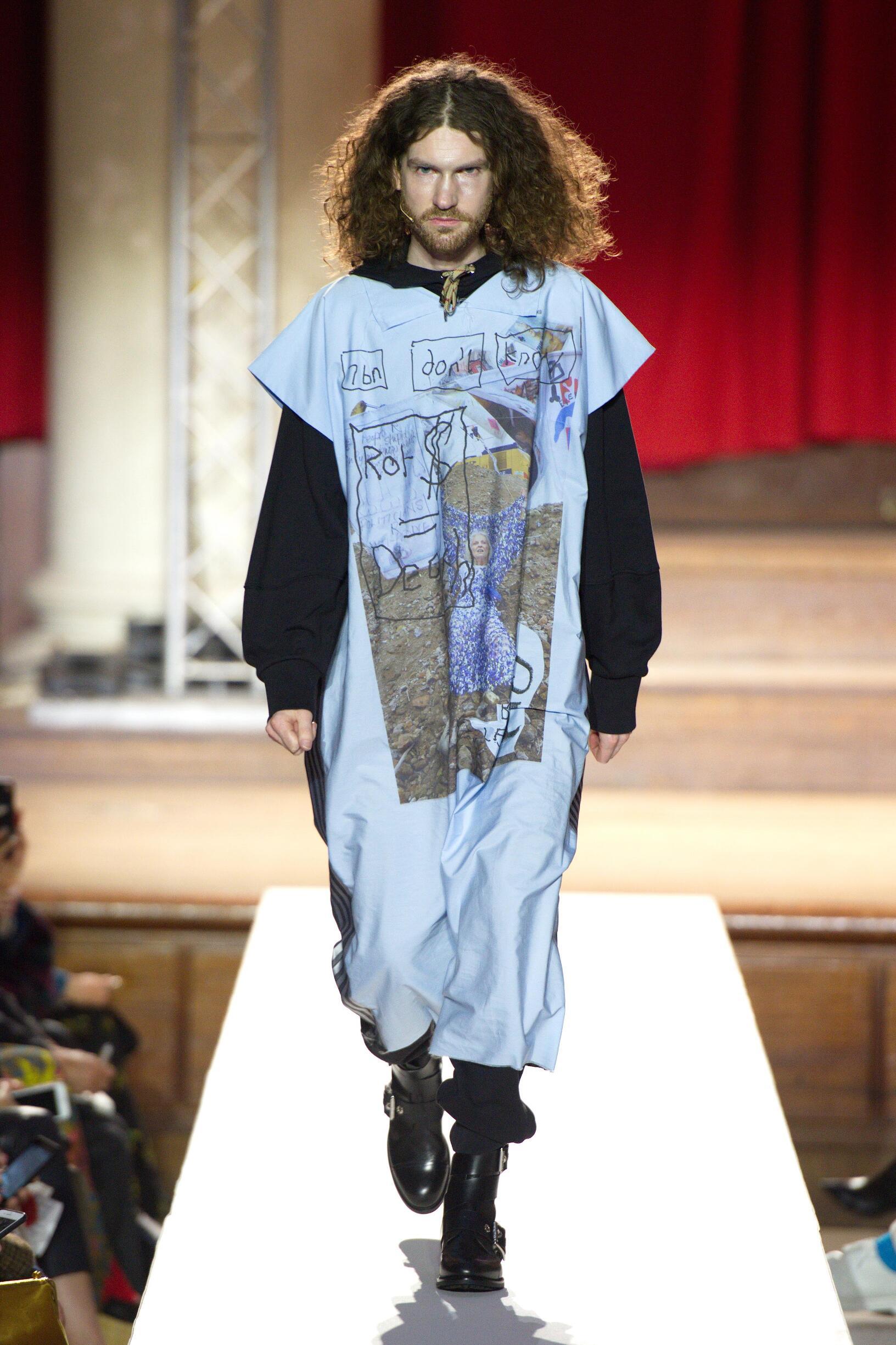 FW 2019-20 Vivienne Westwood Fashion Show